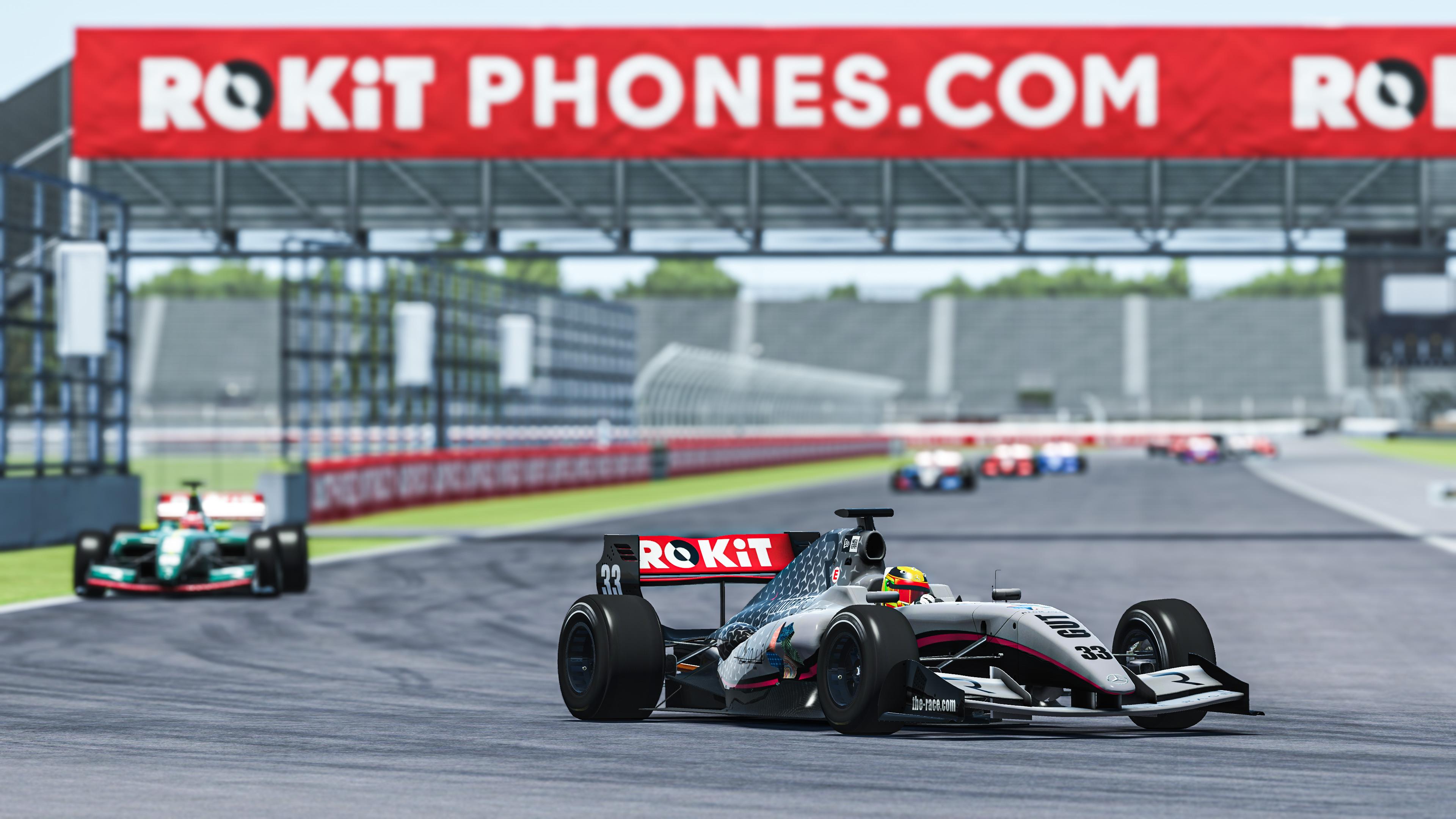 Esteban Gutierrez Mercedes F1 2020