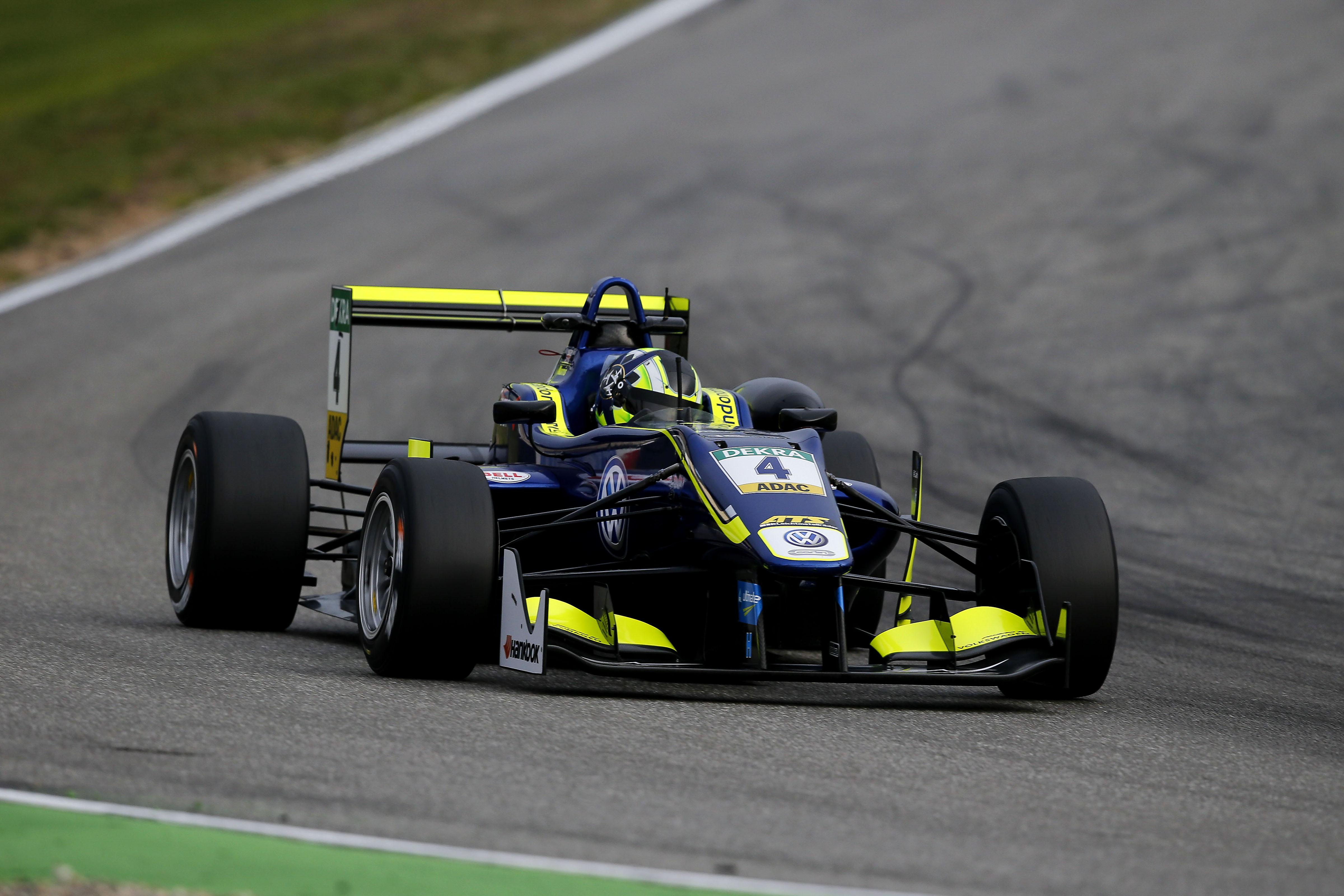 Fia F3 European Championship 2016, Round 10, Hockenheimring, Germany