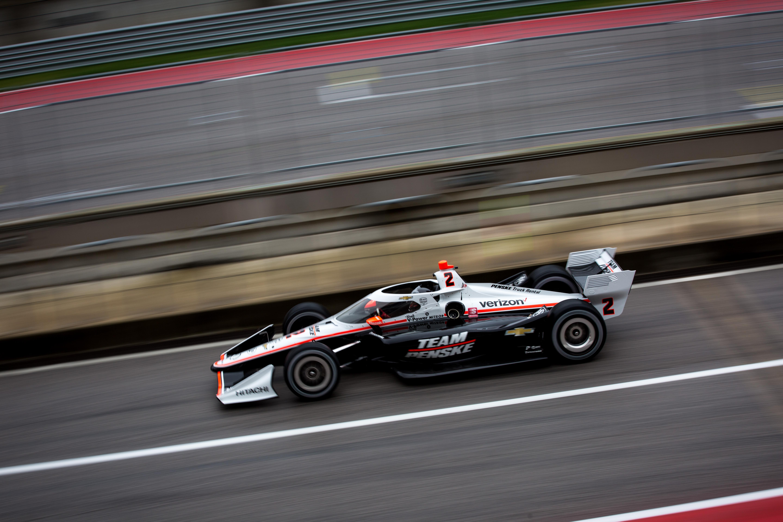 Scott McLaughlin Penske IndyCar 2020