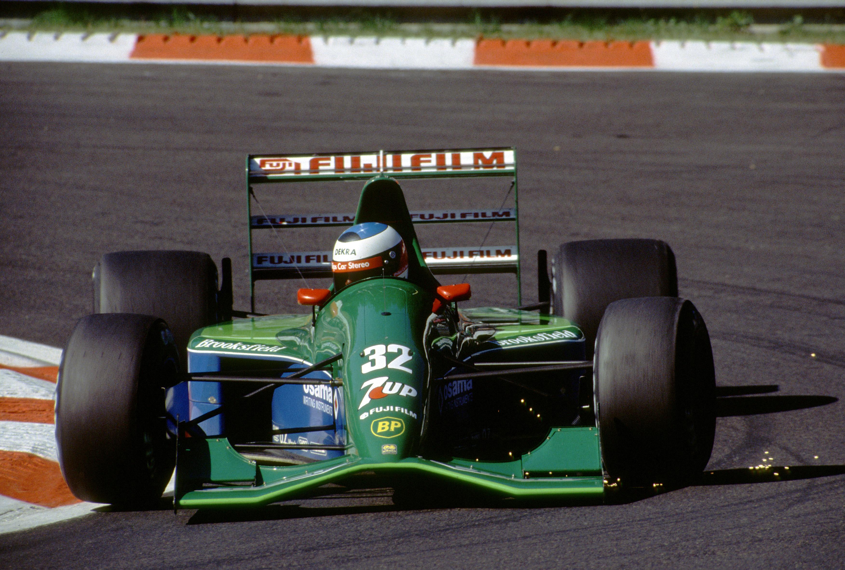Belgian Grand Prix Spa Francorchamps (bel) 23 25 08 1991
