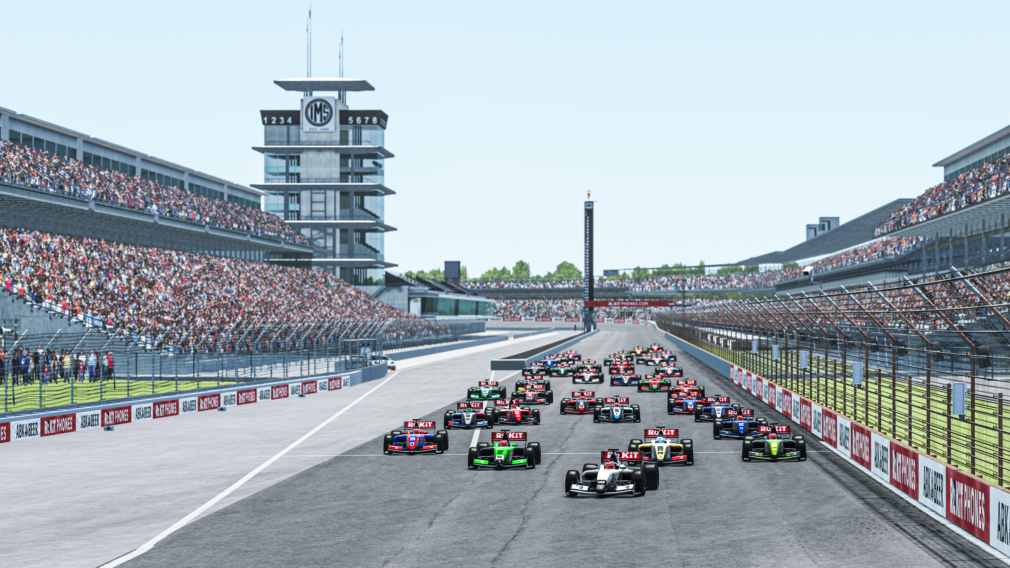 Pro Cup Indy 1