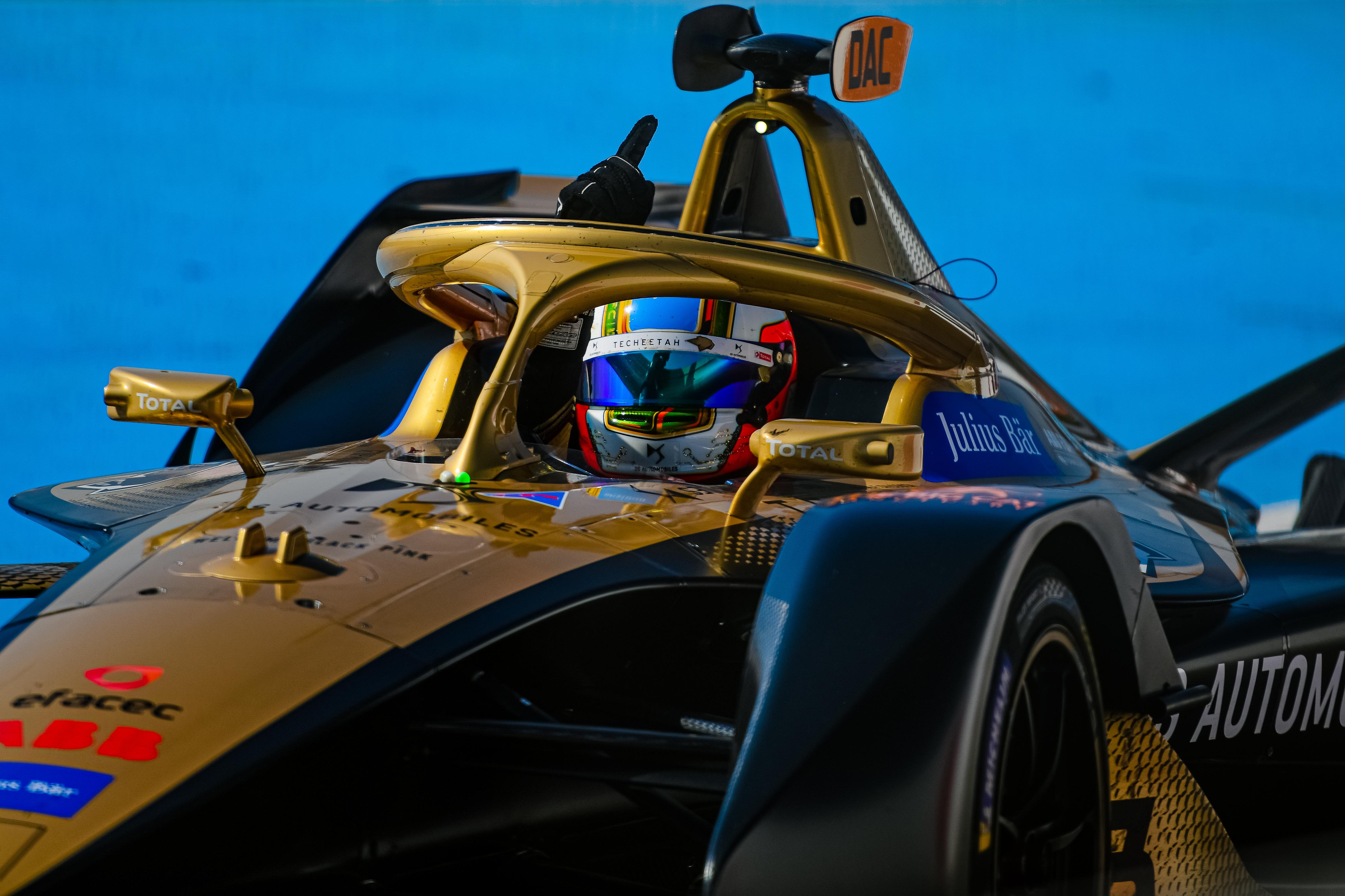 Antonio Felix da Costa Techeetah Formula E 2020