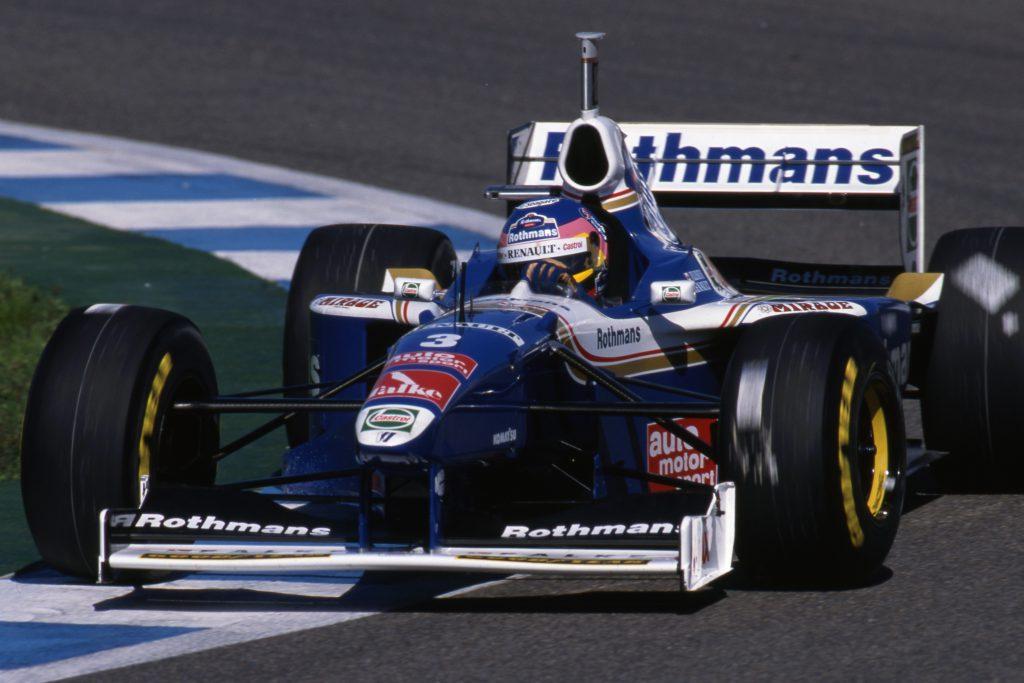 Jacques Villeneuve Williams F1