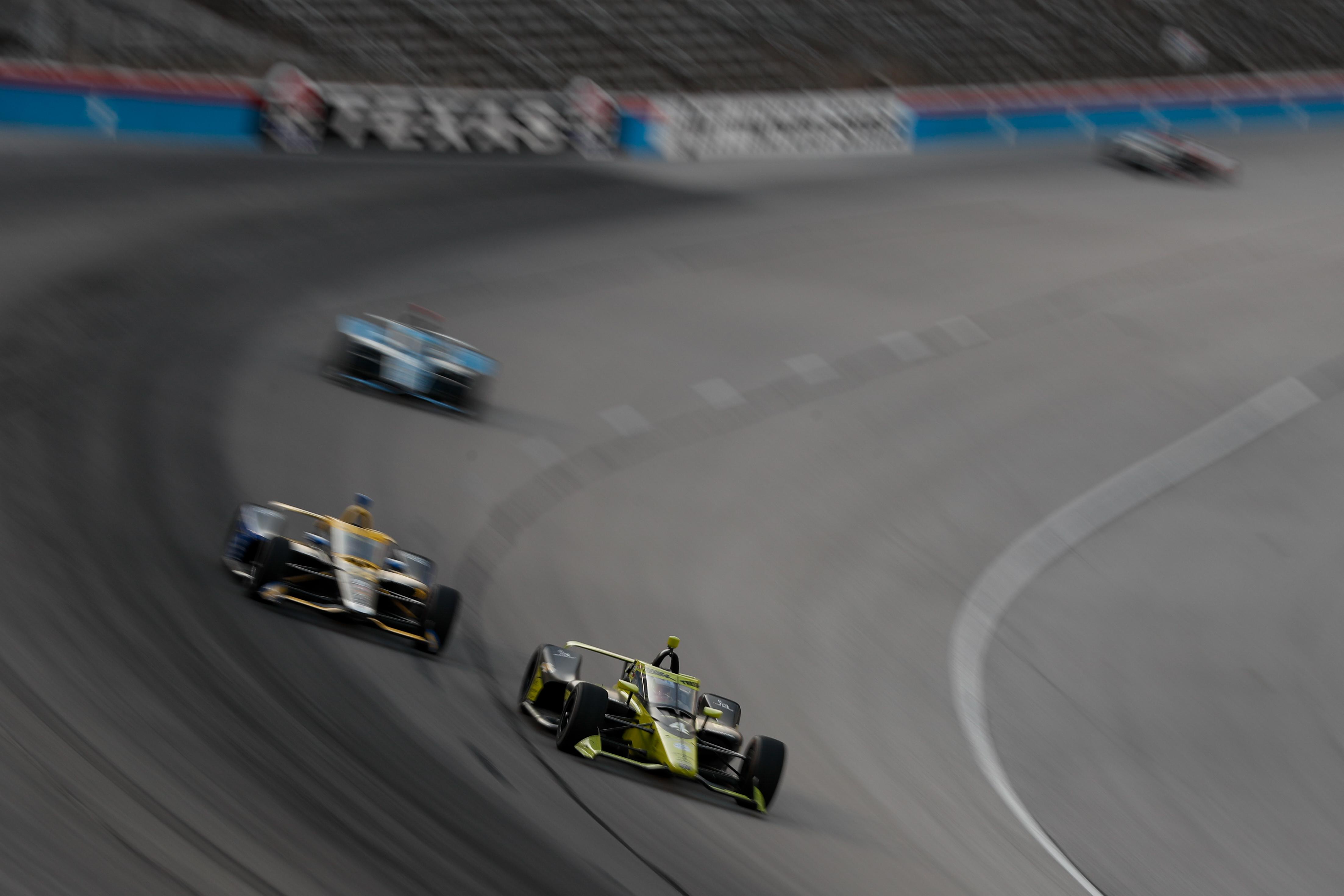 Charlie Kimball Foyt Texas IndyCar 2020