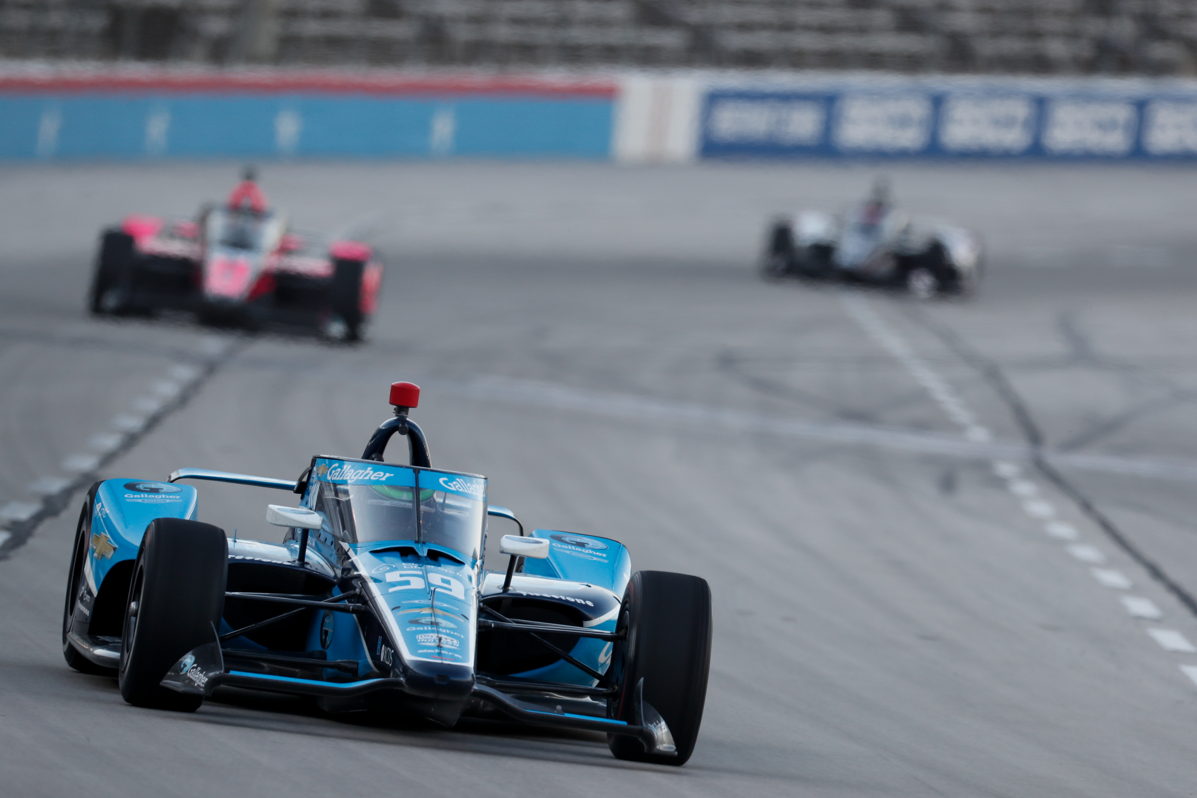 Conor Daly Carlin Texas IndyCar 2020
