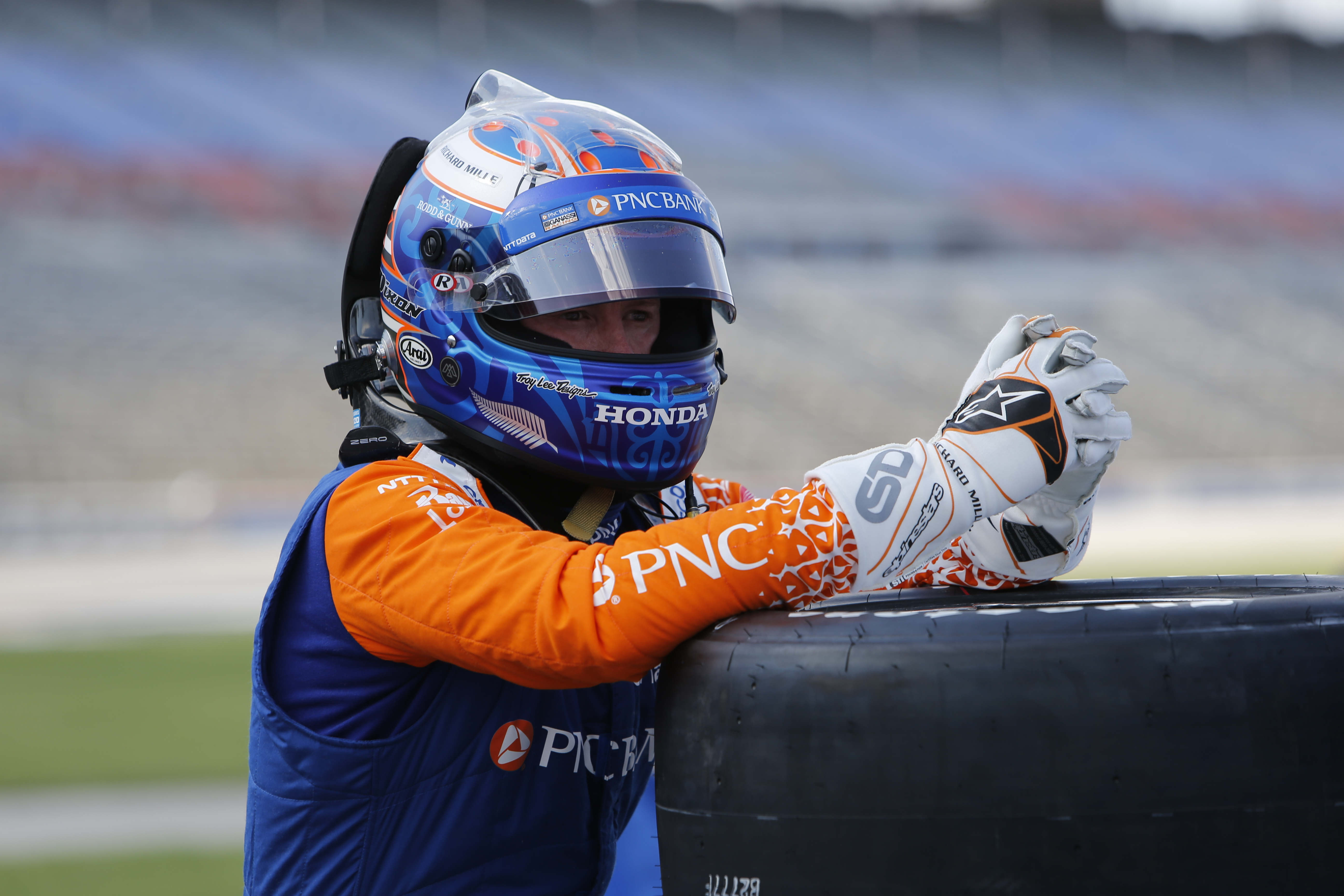 Scott Dixon Ganassi IndyCar Texas 2020
