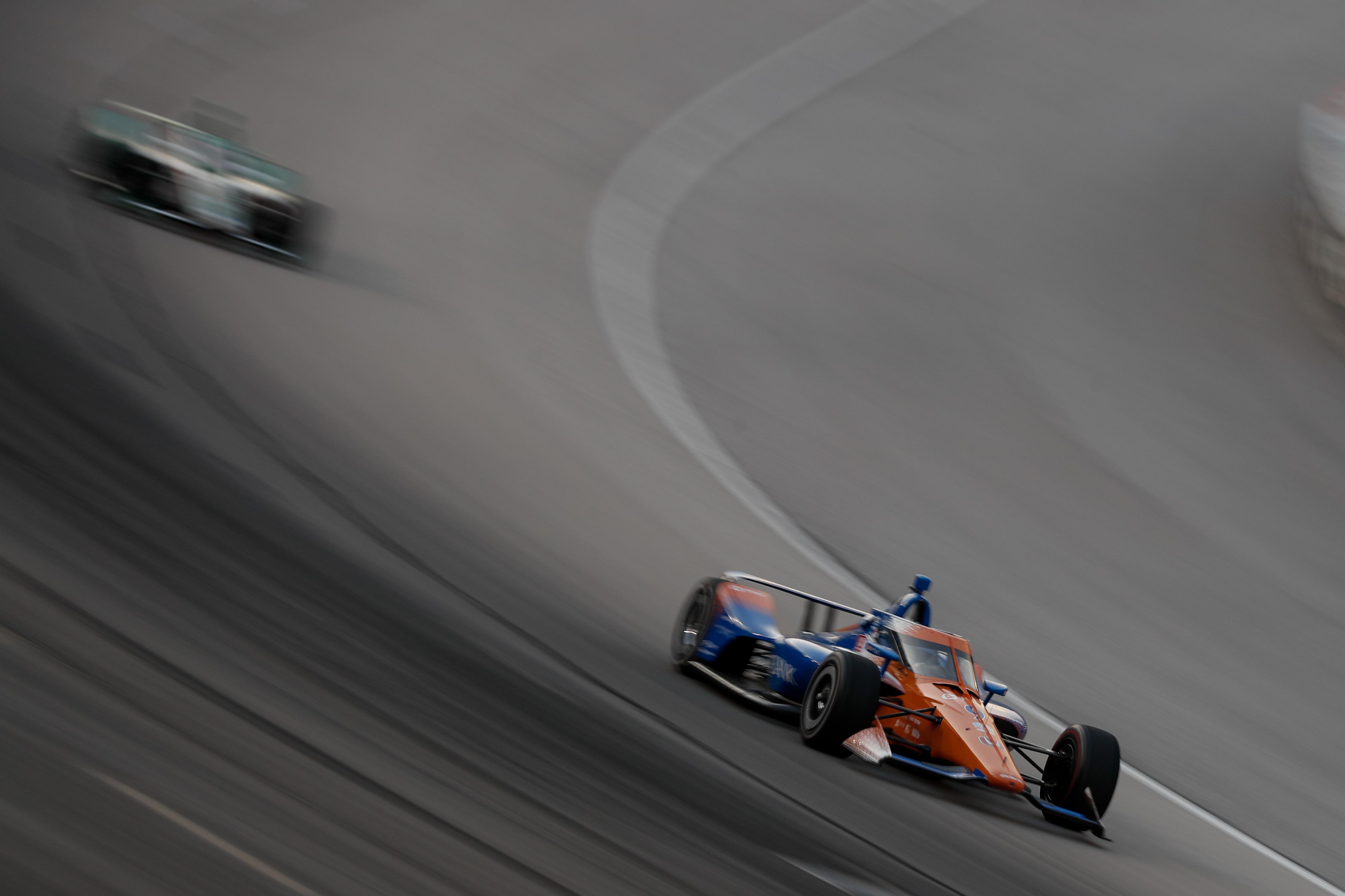 Scott Dixon Chip Ganassi IndyCar Texas 2020