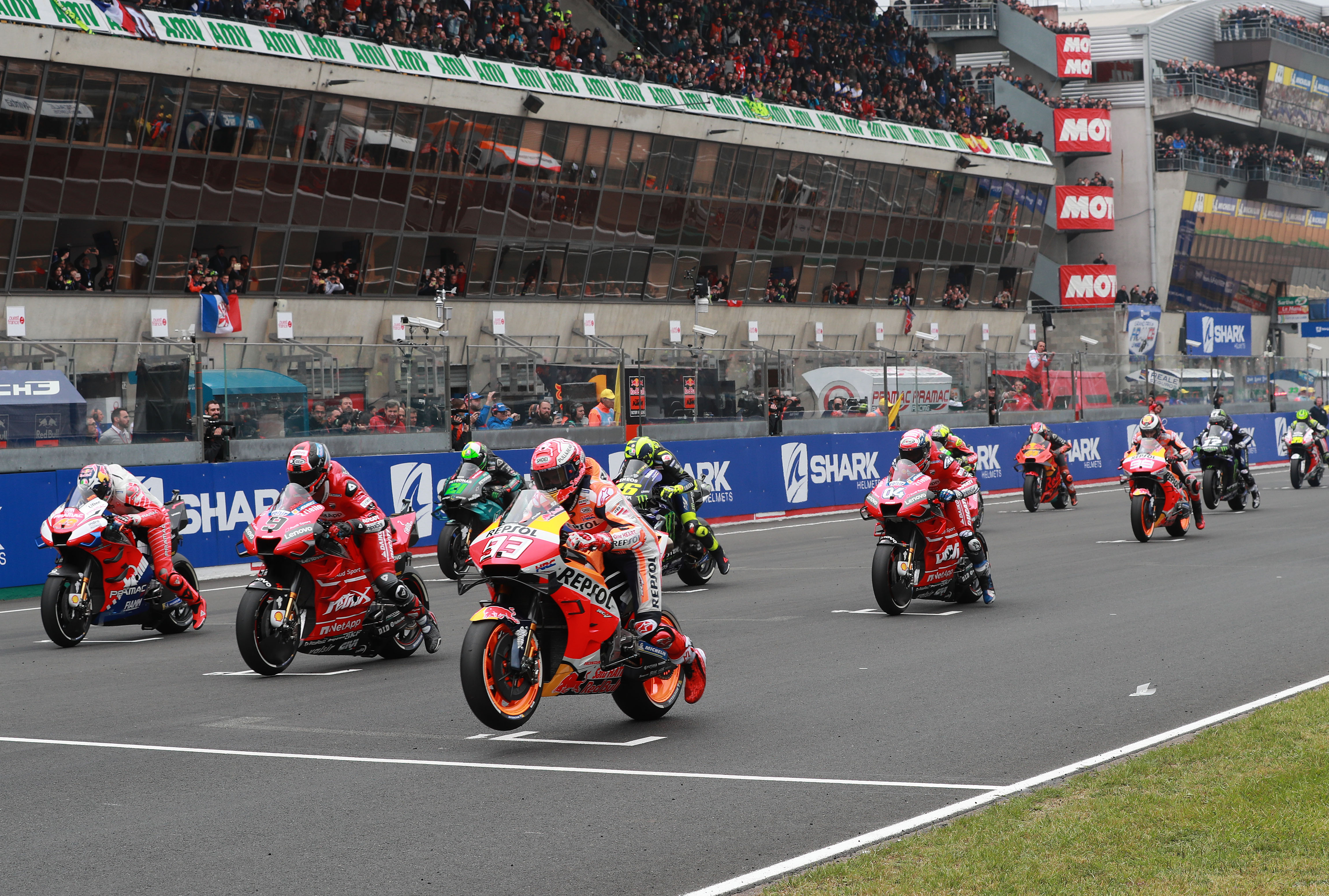 Motogp Unveils New 2020 Calendar With Five Double Headers The Race