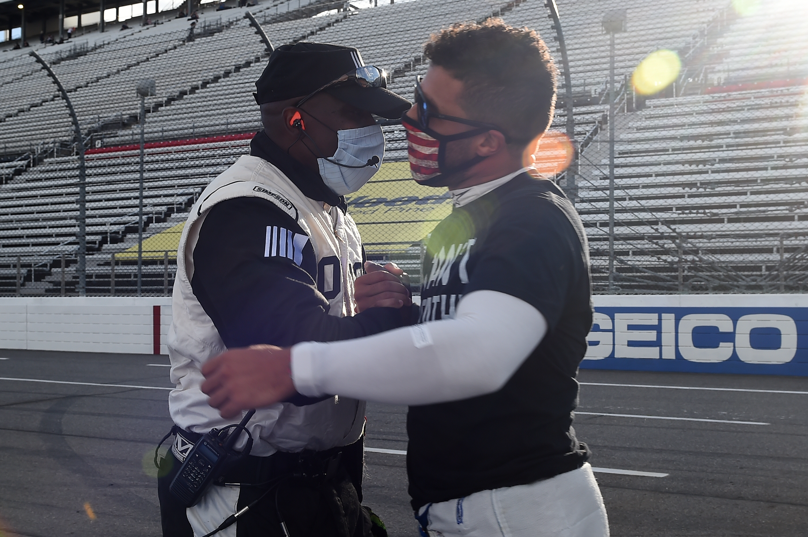 Bubba Wallace Black Lives Matter NASCAR Martinsville 2020