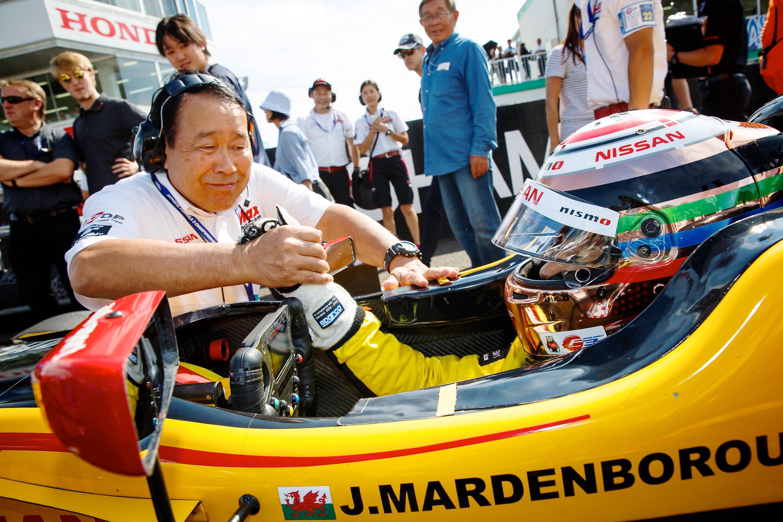 Jann Mardenborough F3