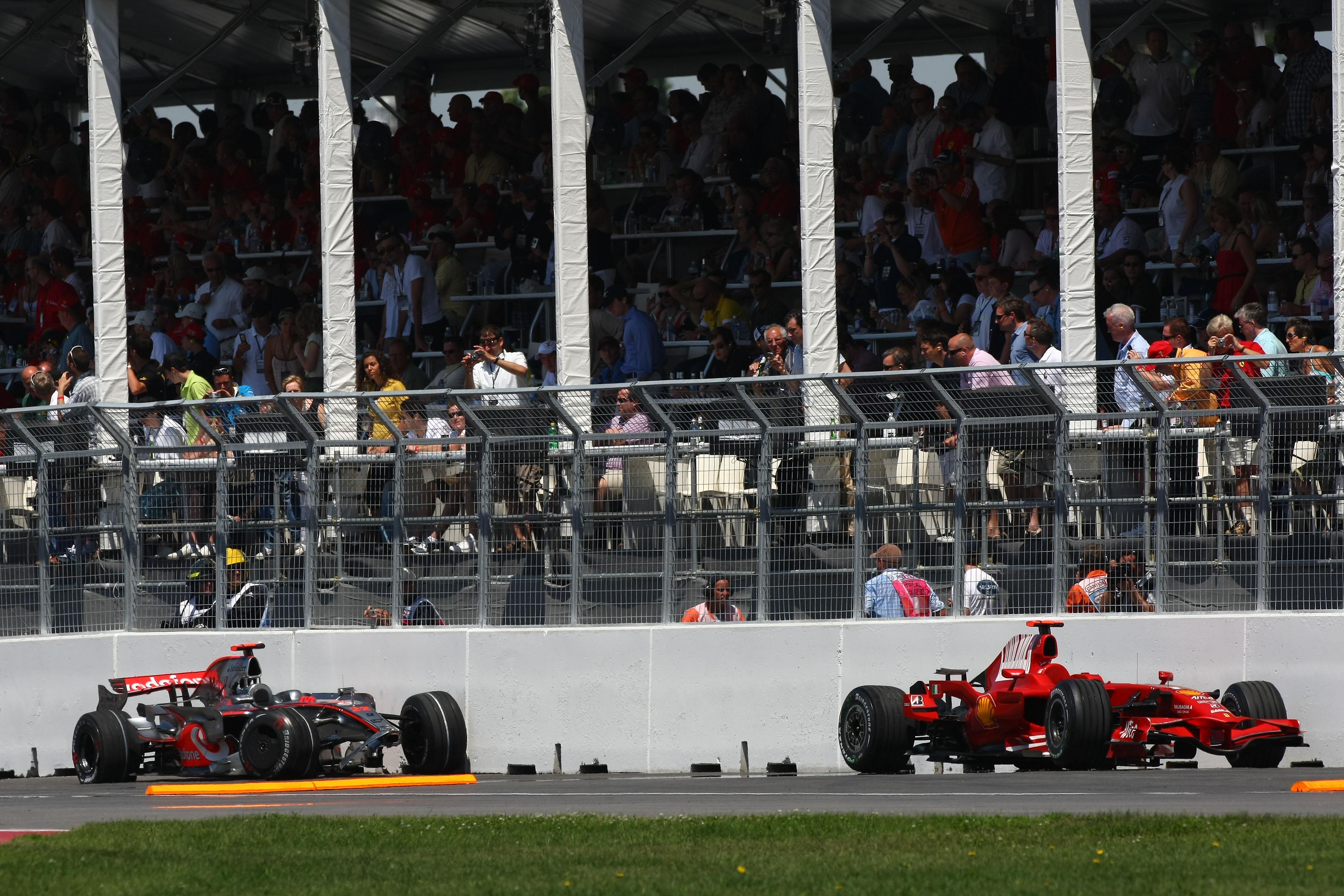 Formula 1 Grand Prix, Canada, Sunday Race