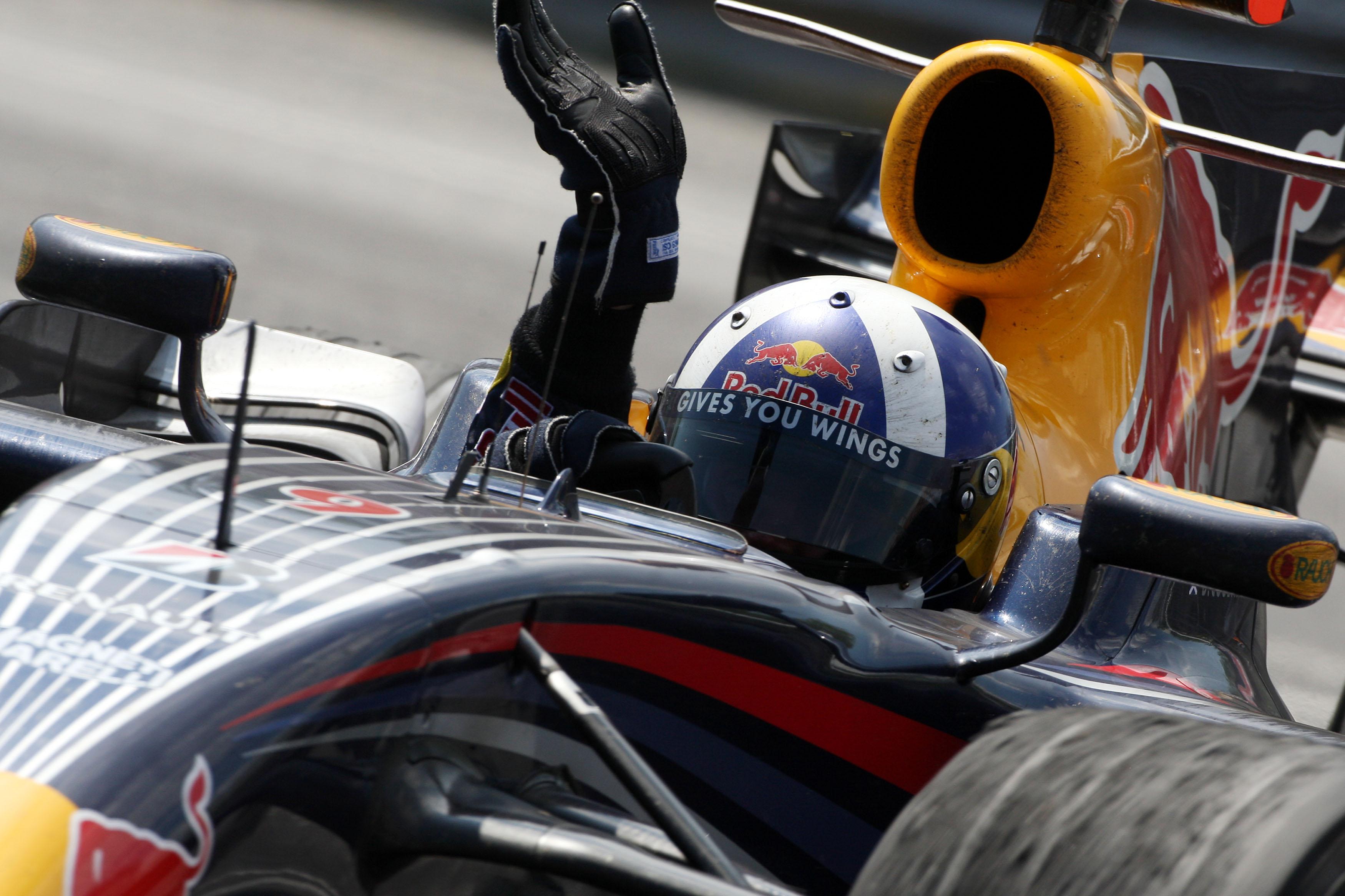Formula 1 Grand Prix, Canada, Sunday Podium