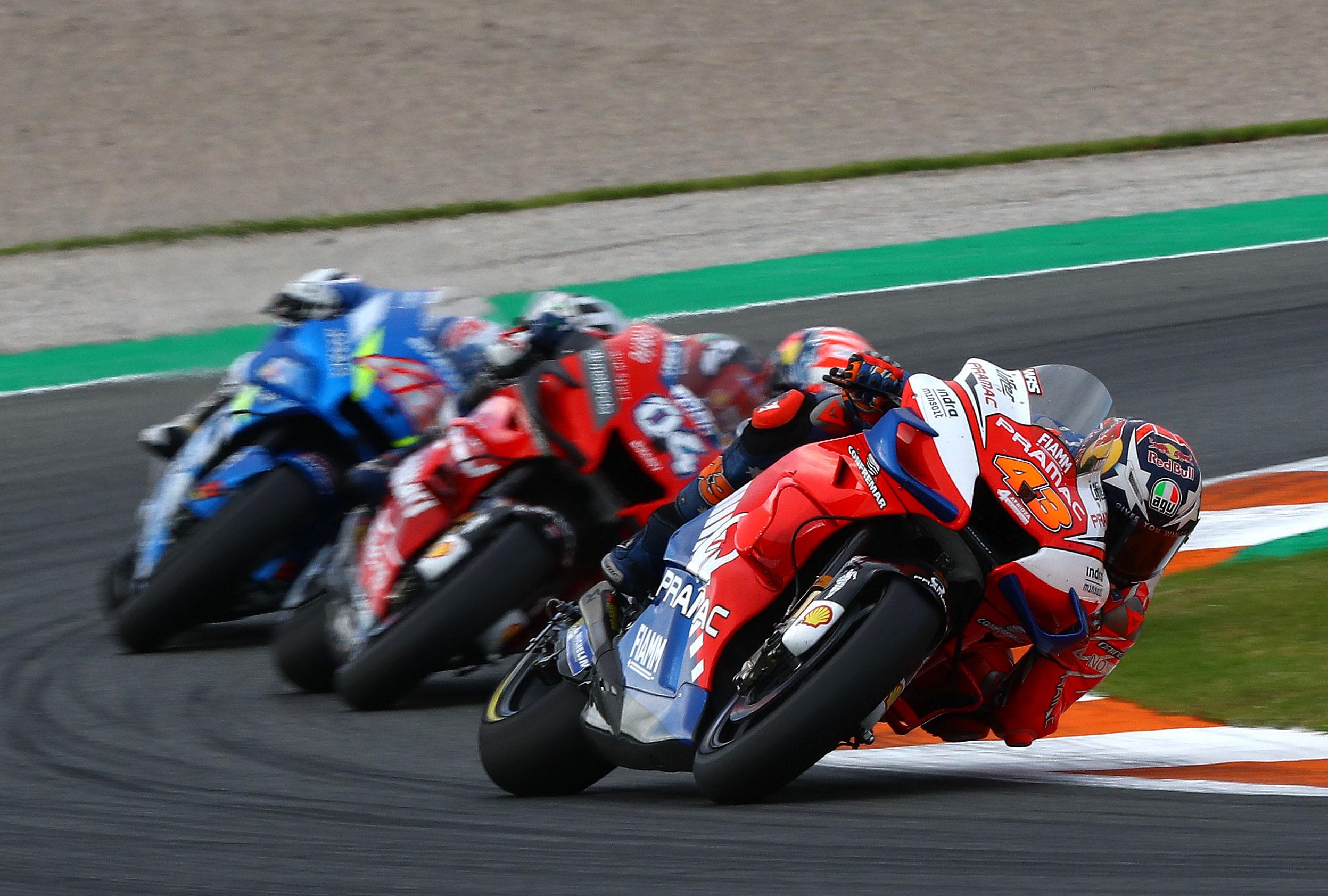 Jack Miller Pramac Ducati Valencia MotoGP 2019