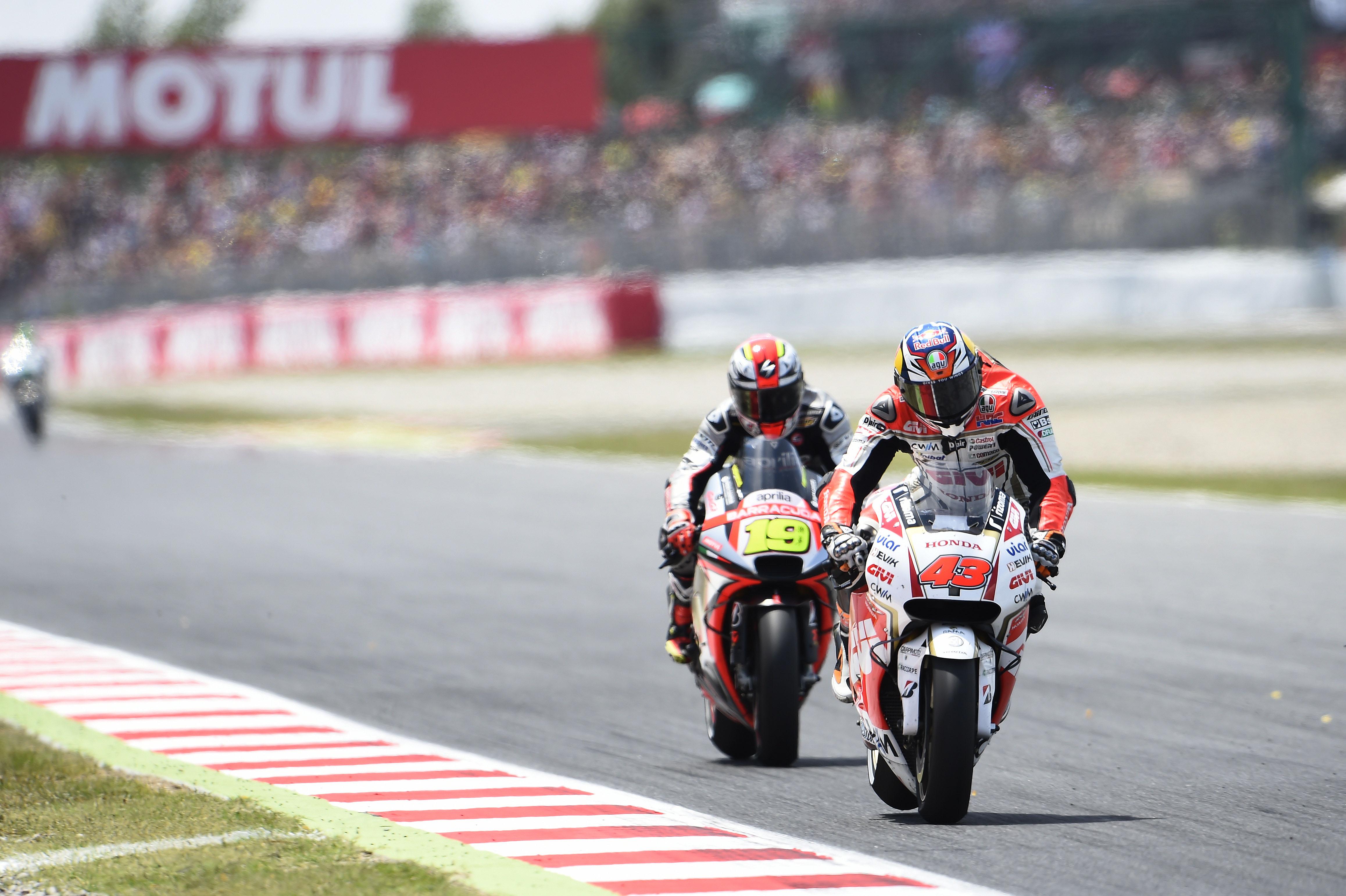 Jack Miller LCR Honda Barcelona MotoGP 2015