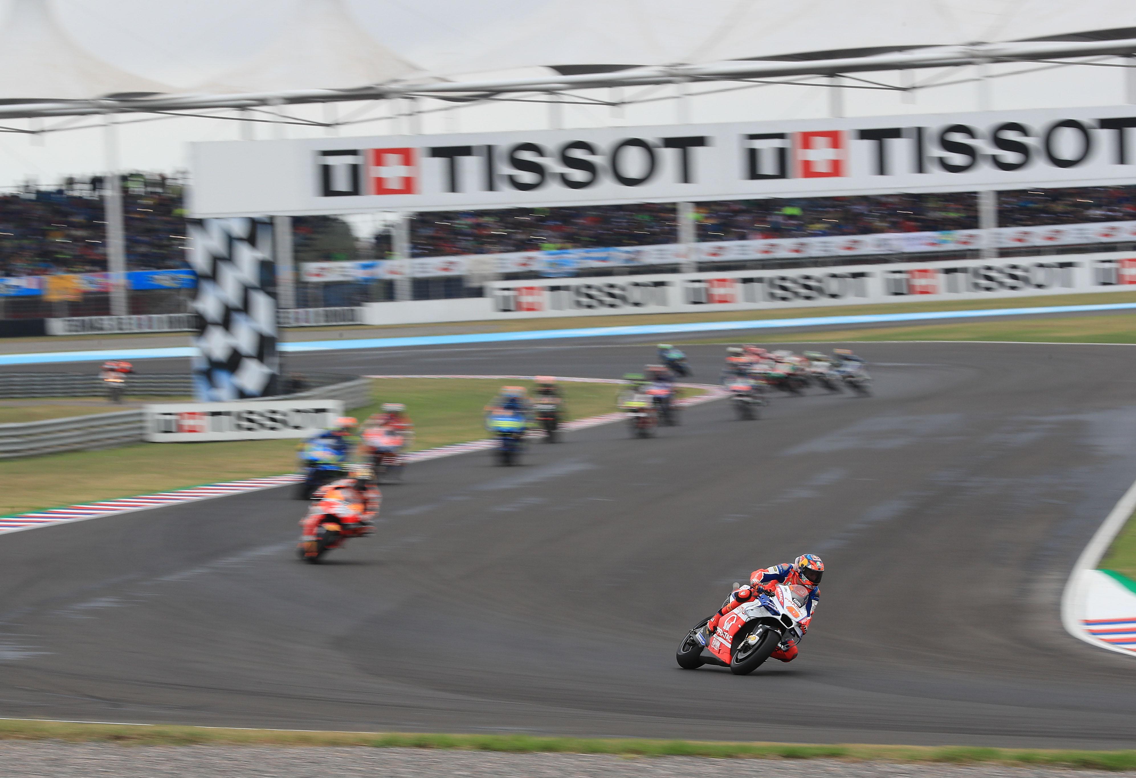 Jack Miller Pramac Ducati Argentina MotoGP 2018