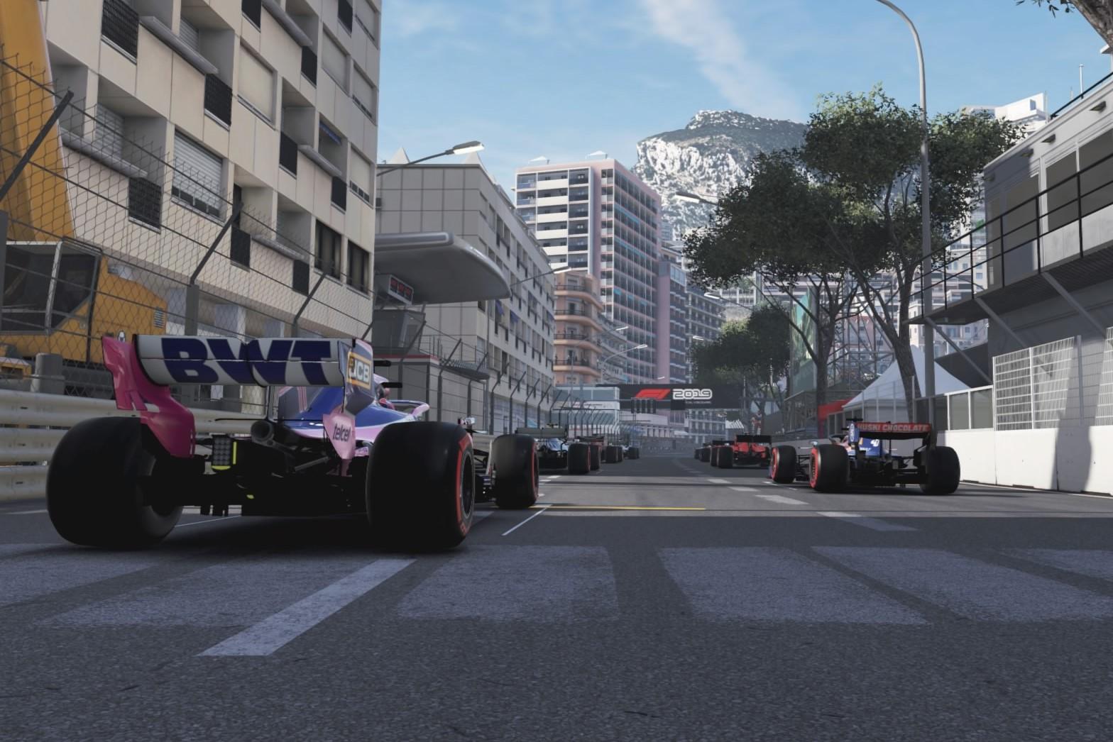 F1 Exhibition Series