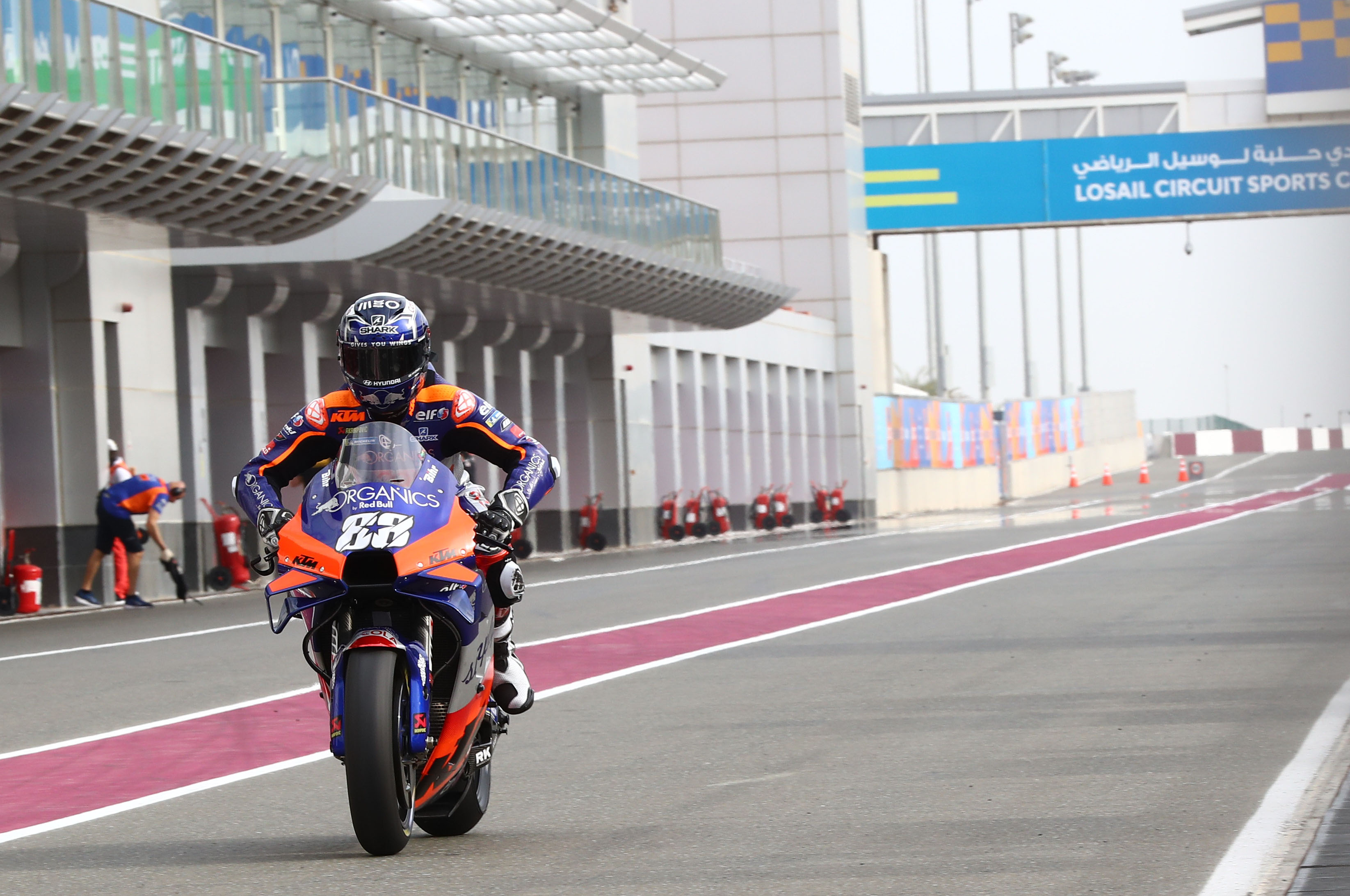 Miguel Oliveira KTM Tech3 MotoGP testing 2020