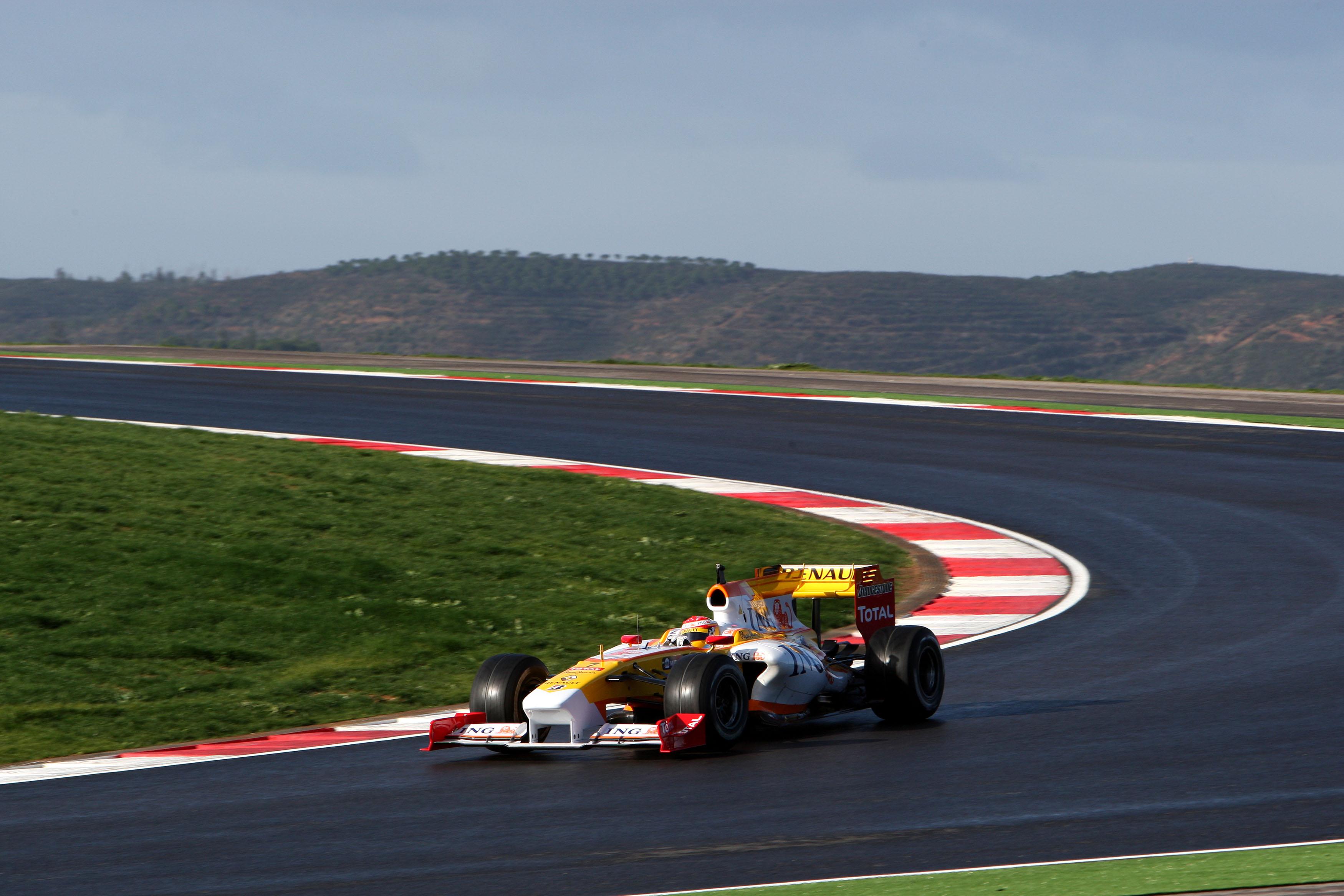 Formula 1 Testing, Portugal