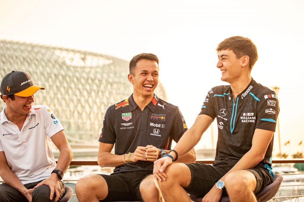 The top 10 F1 Virtual GP drivers - The Race