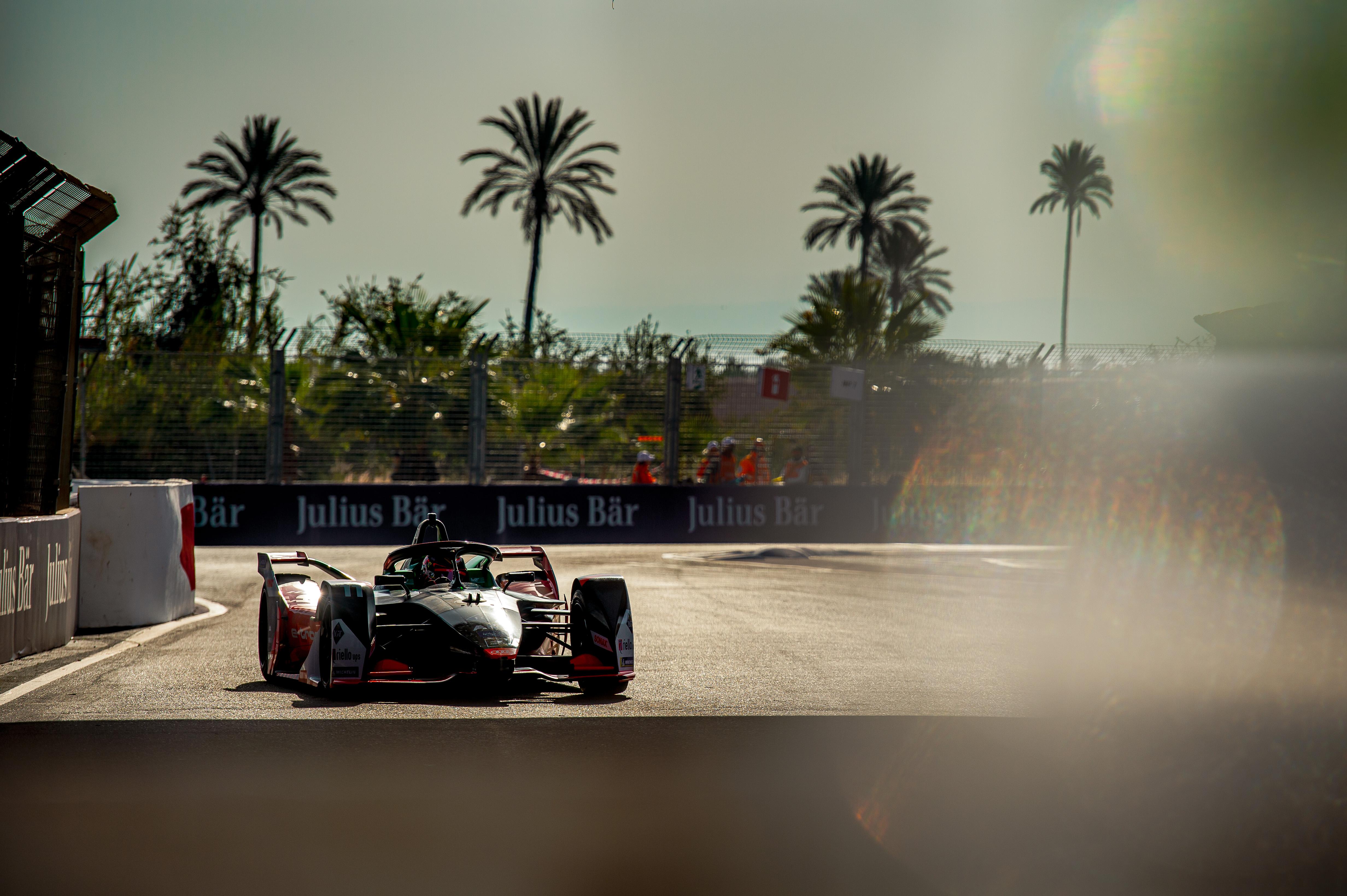 Lucas di Grassi Audi Marrakesh Formula E 2020