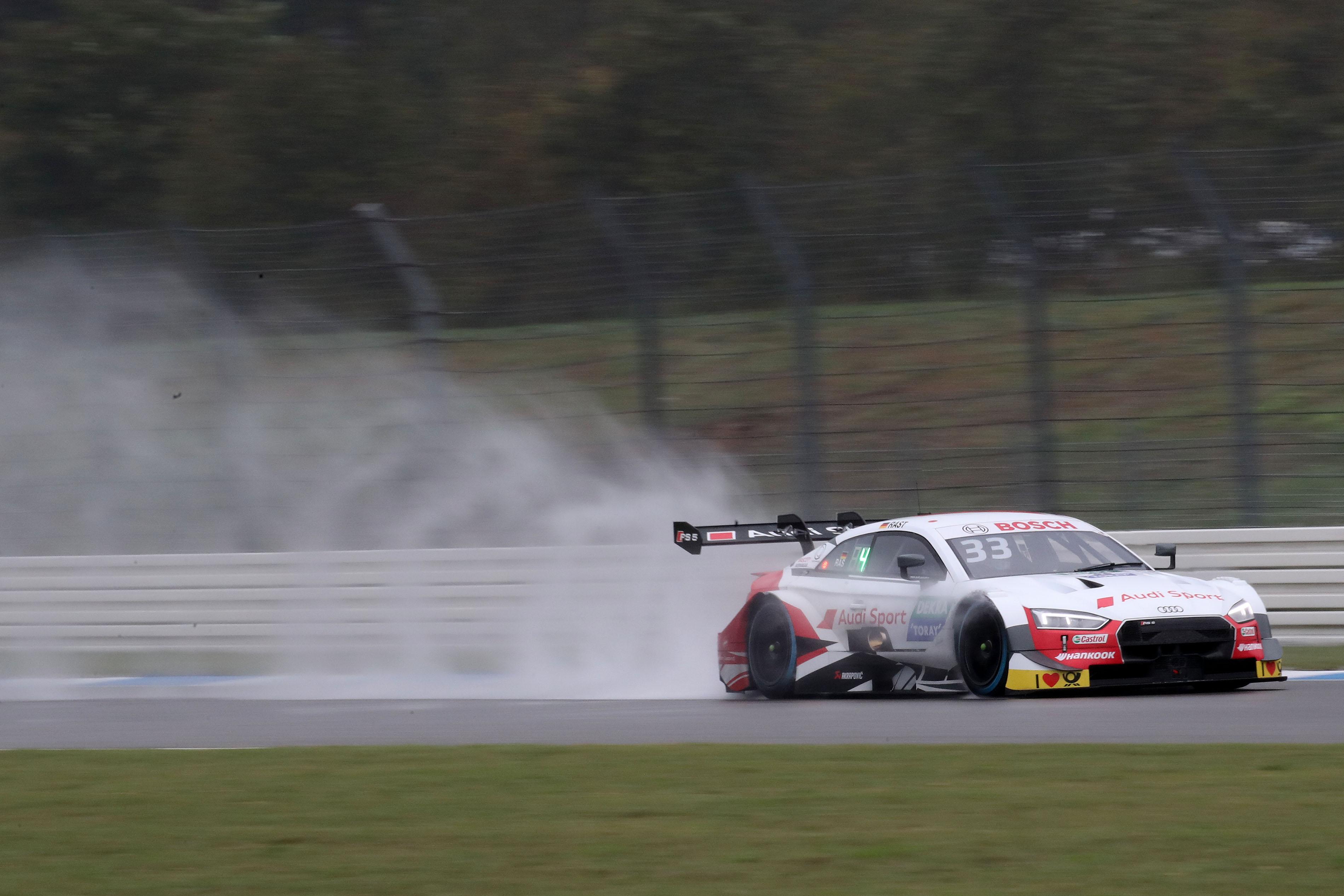Rene Rast Audi Hockenheim DTM 2019