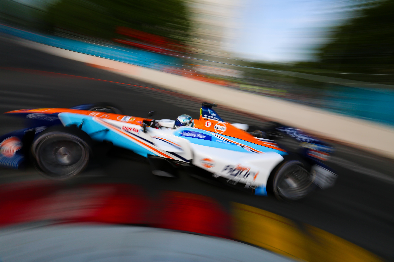 Rene Rast Aguri Berlin Formula E 2015
