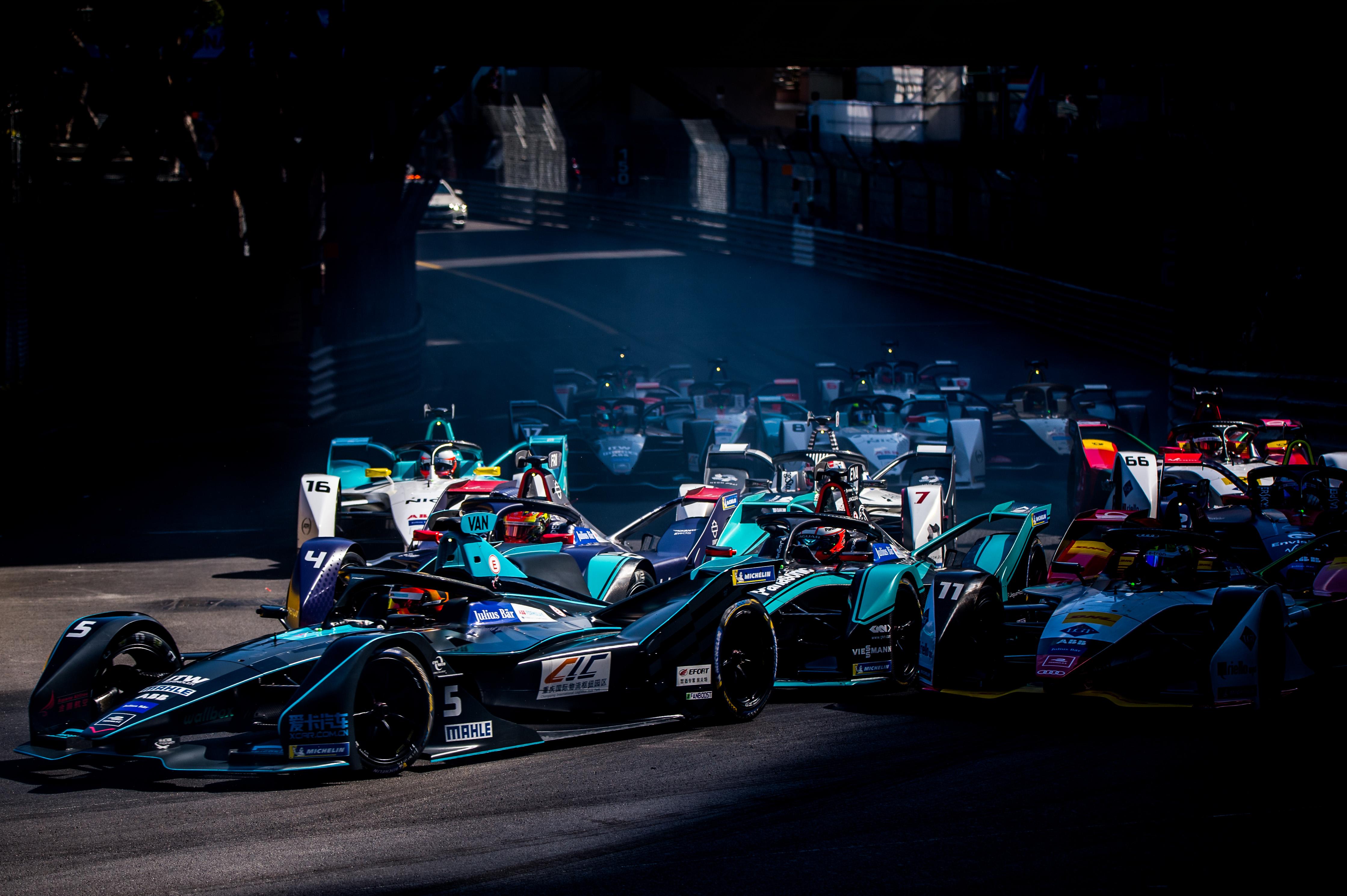 Monaco Formula E 2019