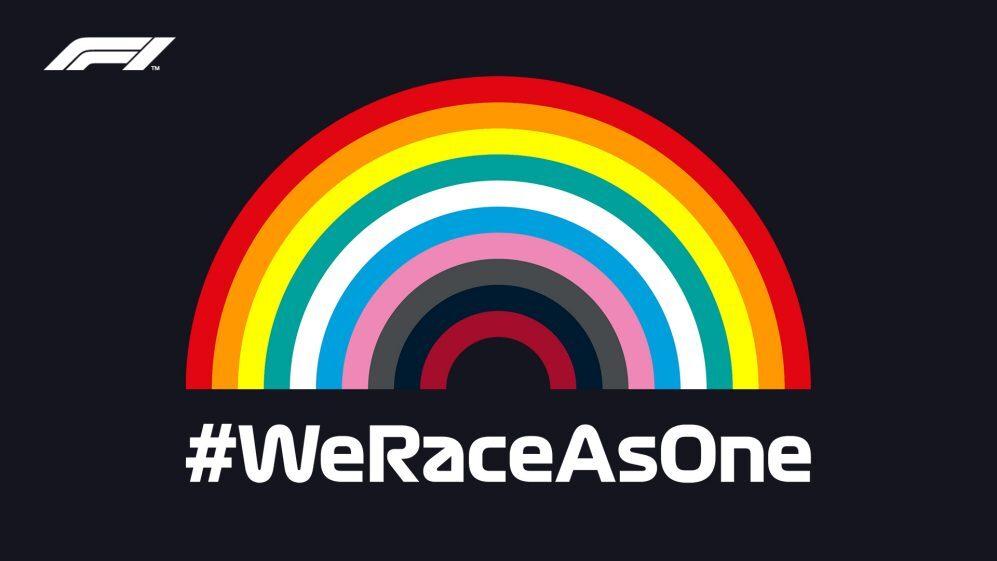 F1 WeRaceAsOne