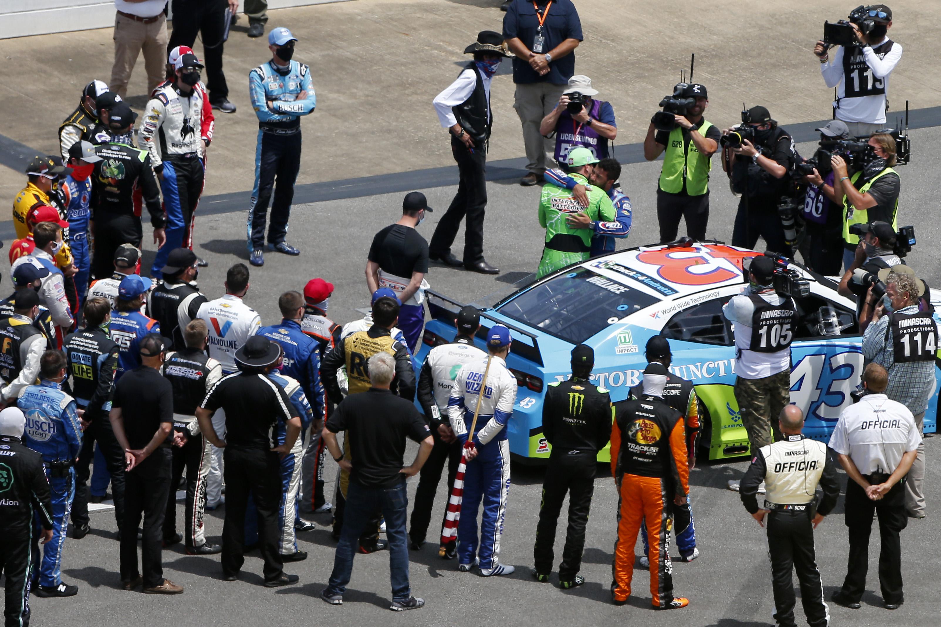 NASCAR Bubba Wallace 2020