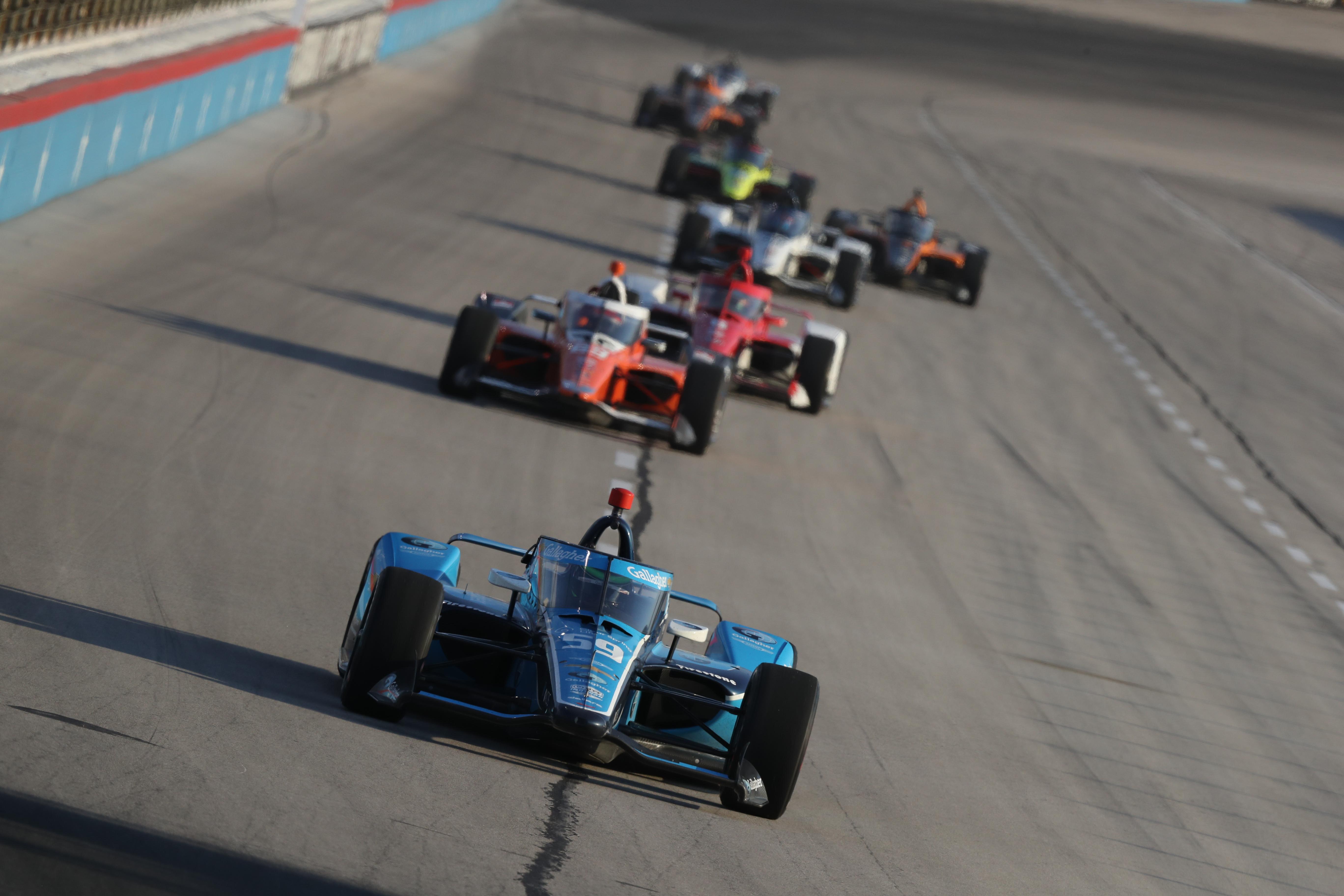 Conor Daly Carlin IndyCar 2020
