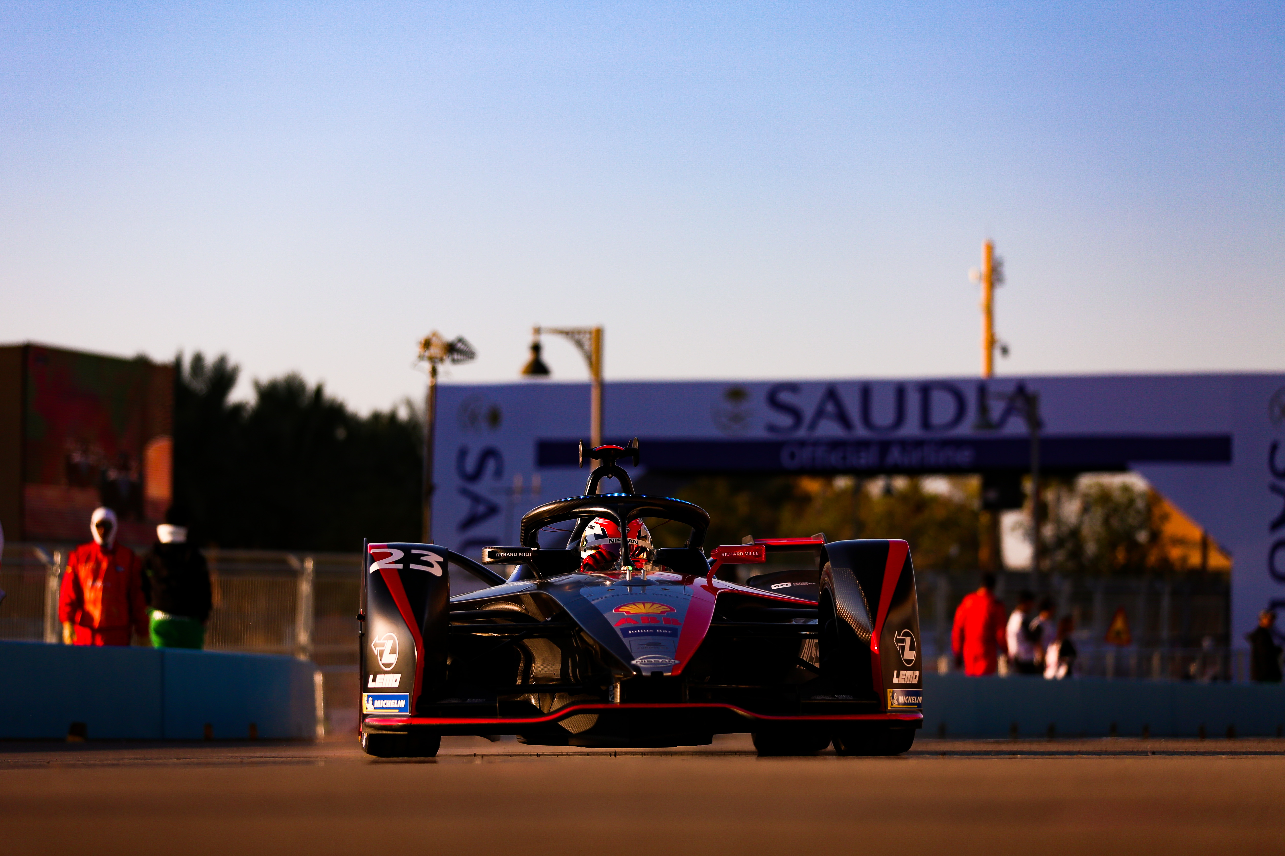 Sebastien Buemi Nissan Diriyah Formula E 2019
