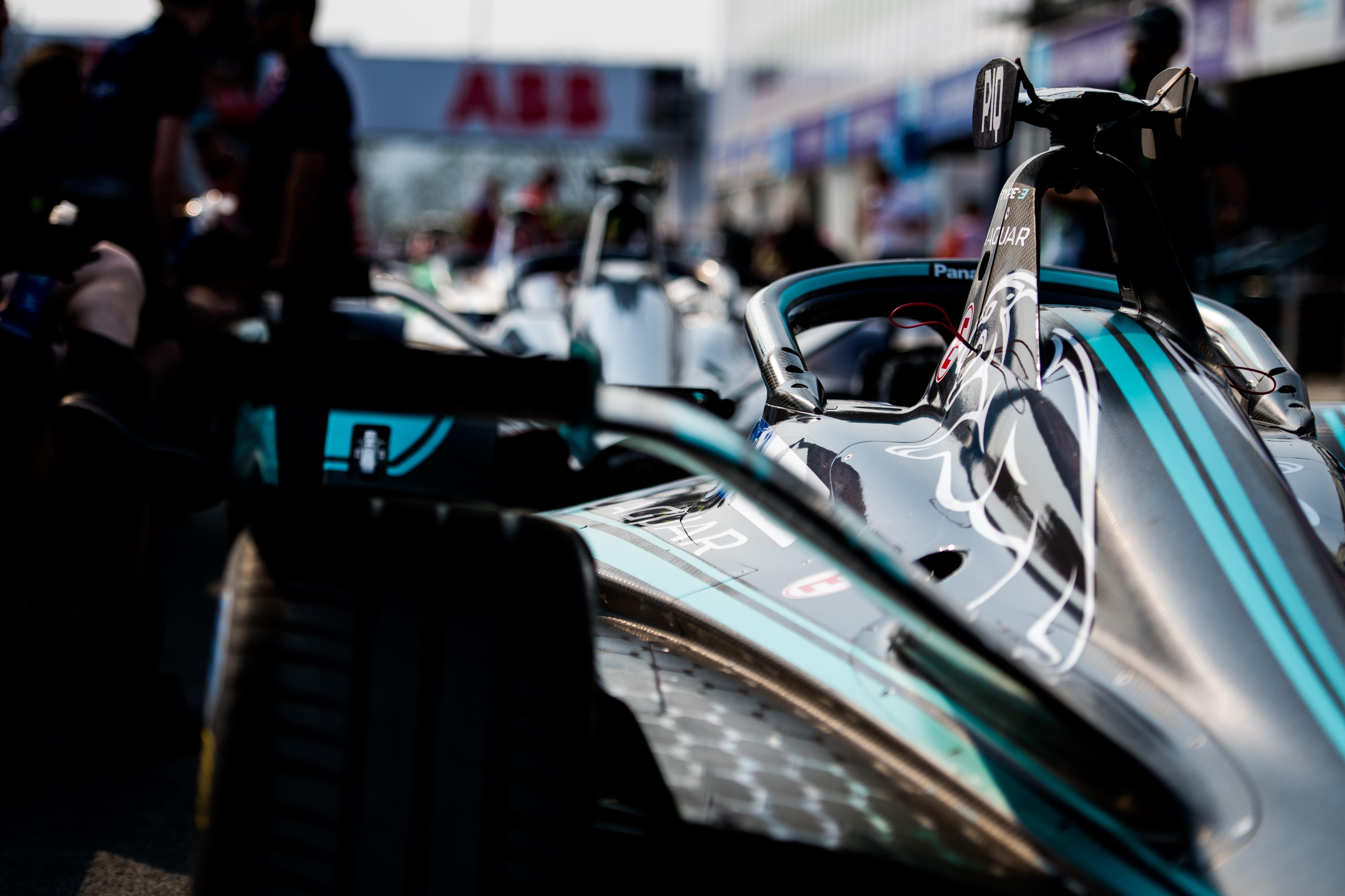 Jaguar Sanya Formula E 2019