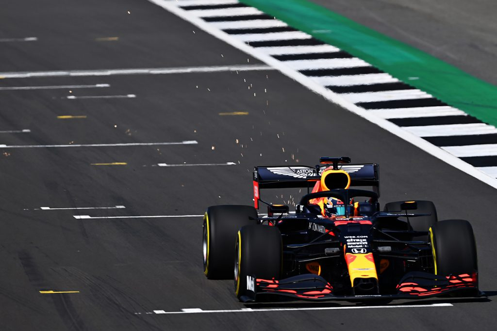 Red Bull only top team to run 2020 car before Austria - The Race