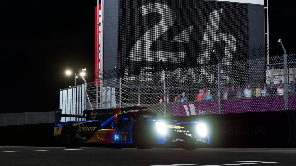How All-Star title hopefuls have fared at virtual Le Mans - The Race