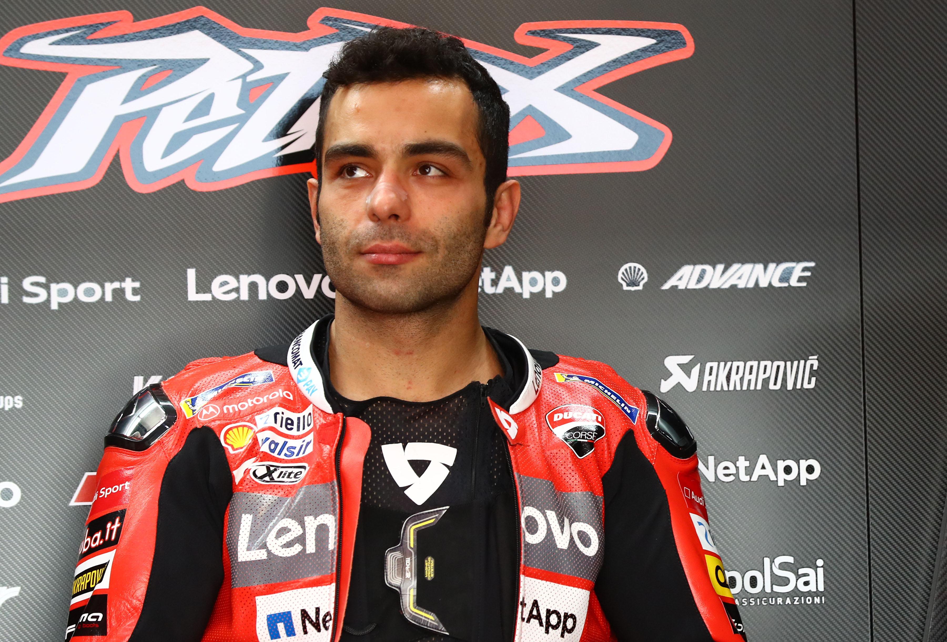 Danilo Petrucci, Ducati