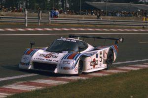 Lancia Le Mans 24 Hours 1983