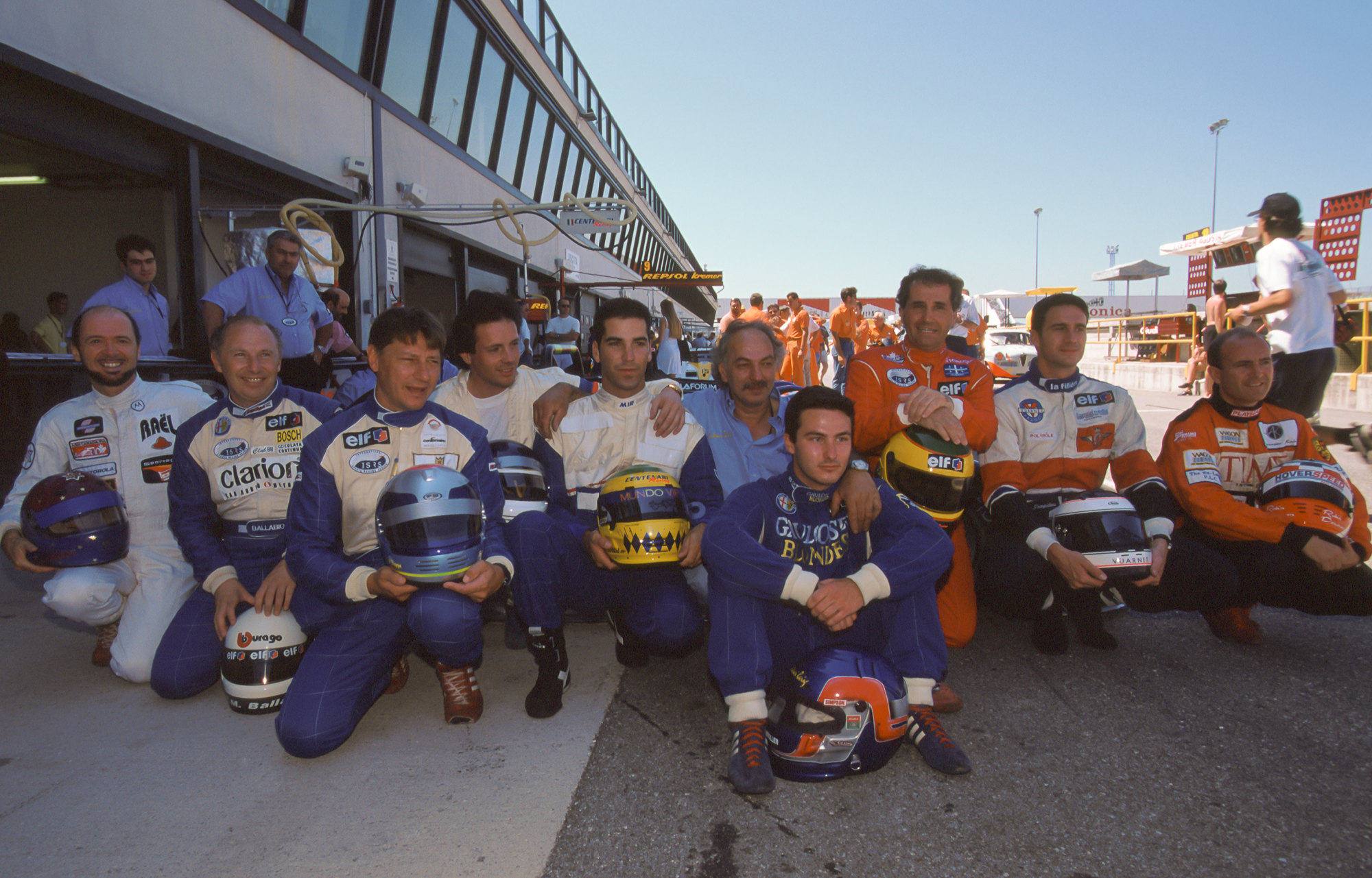 1998 ISRS entry