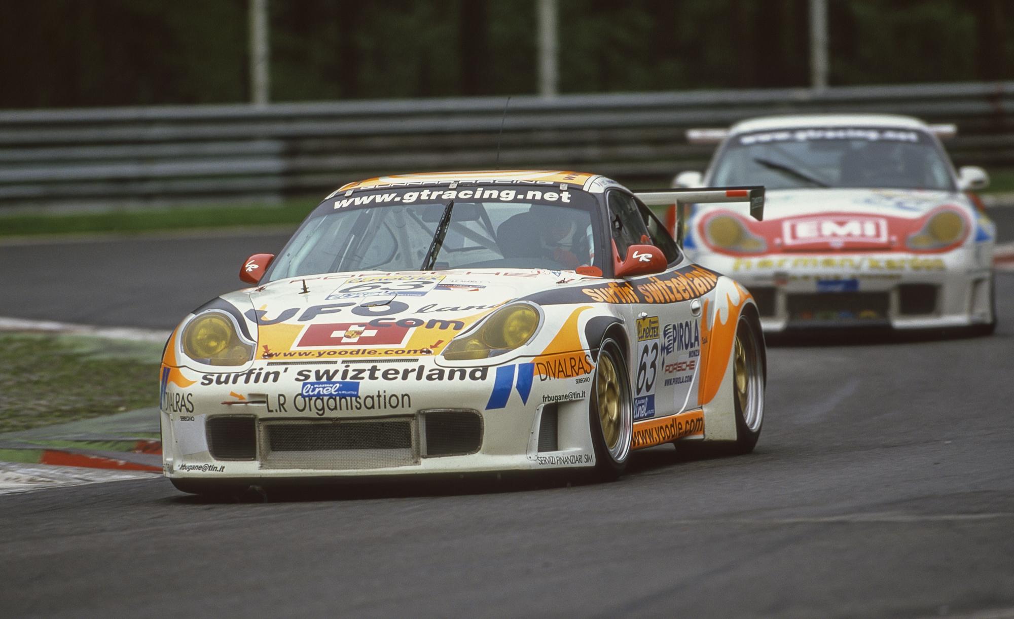 Rael Porsche 2000