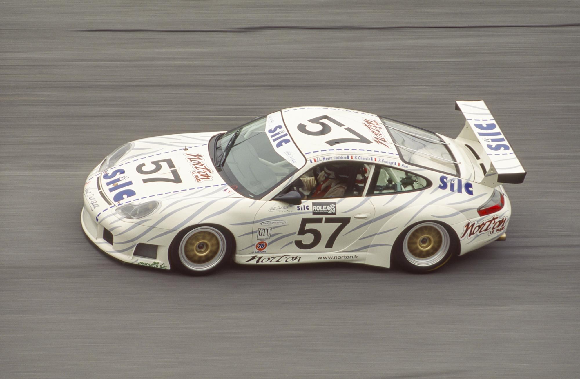 Rael Porsche Daytona 2000