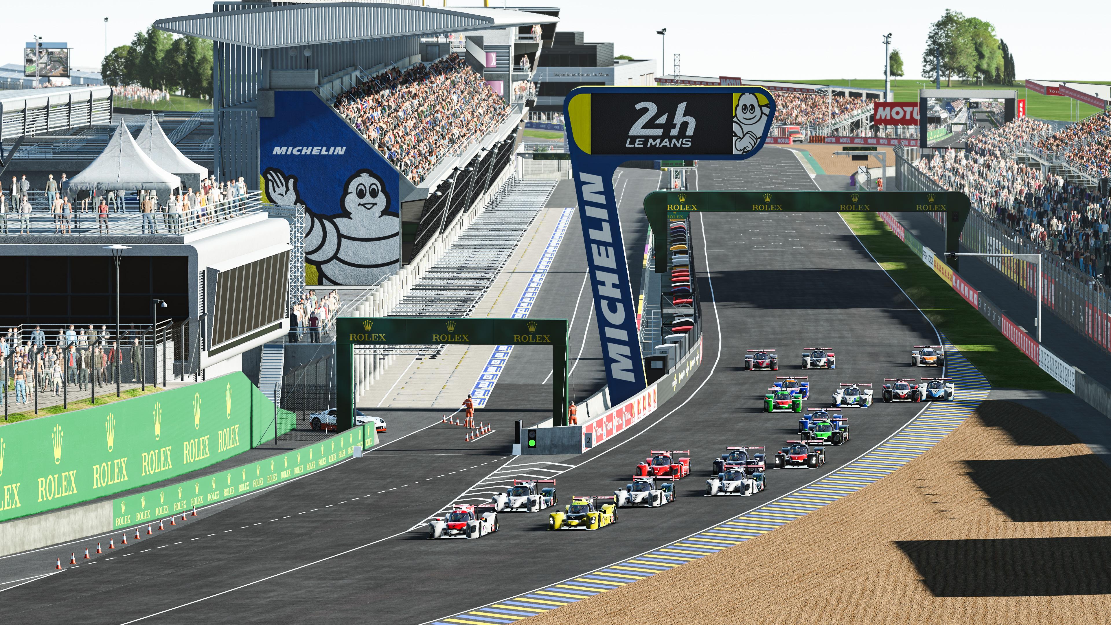 The Race All-Star Le Mans