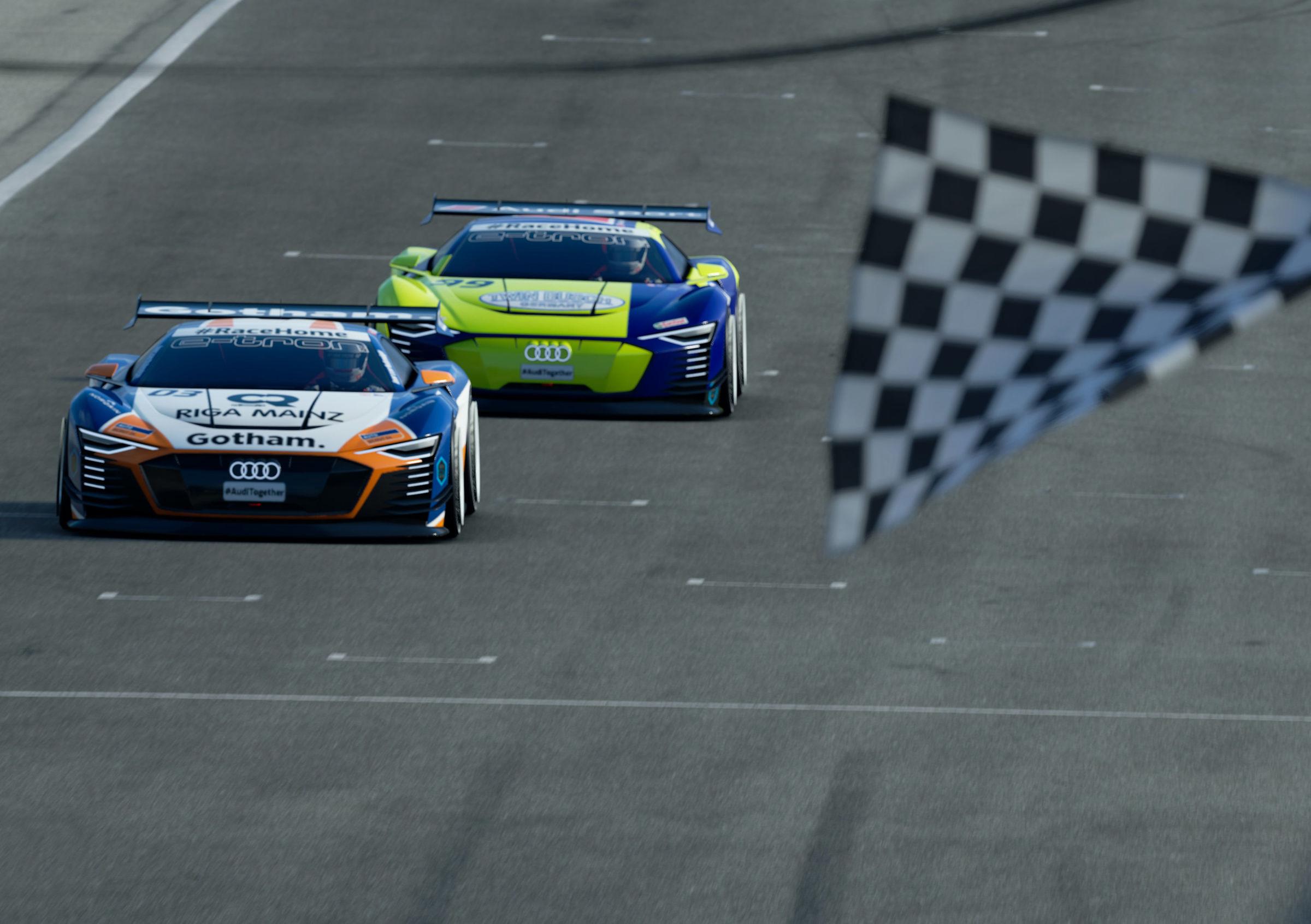 Audi Etron Gran Turismo