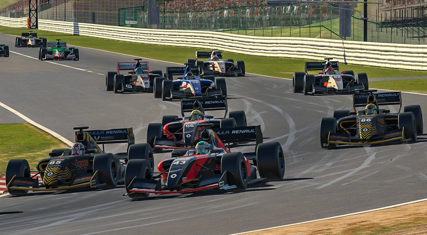 Cem Bolukbasi Formula Renault