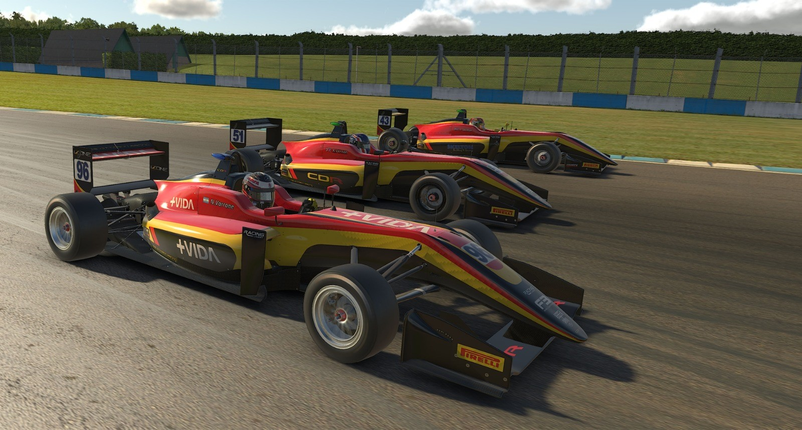 Varrone British F3