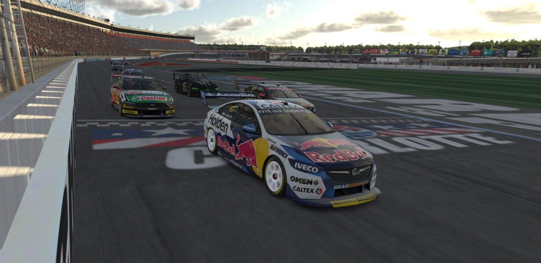 Shane Van Gisbergen Supercars