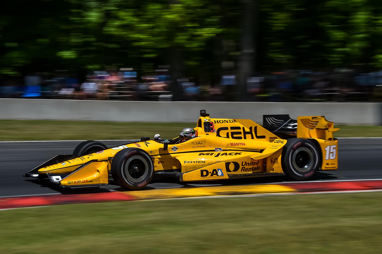 Graham Rahal Road America IndyCar 2016
