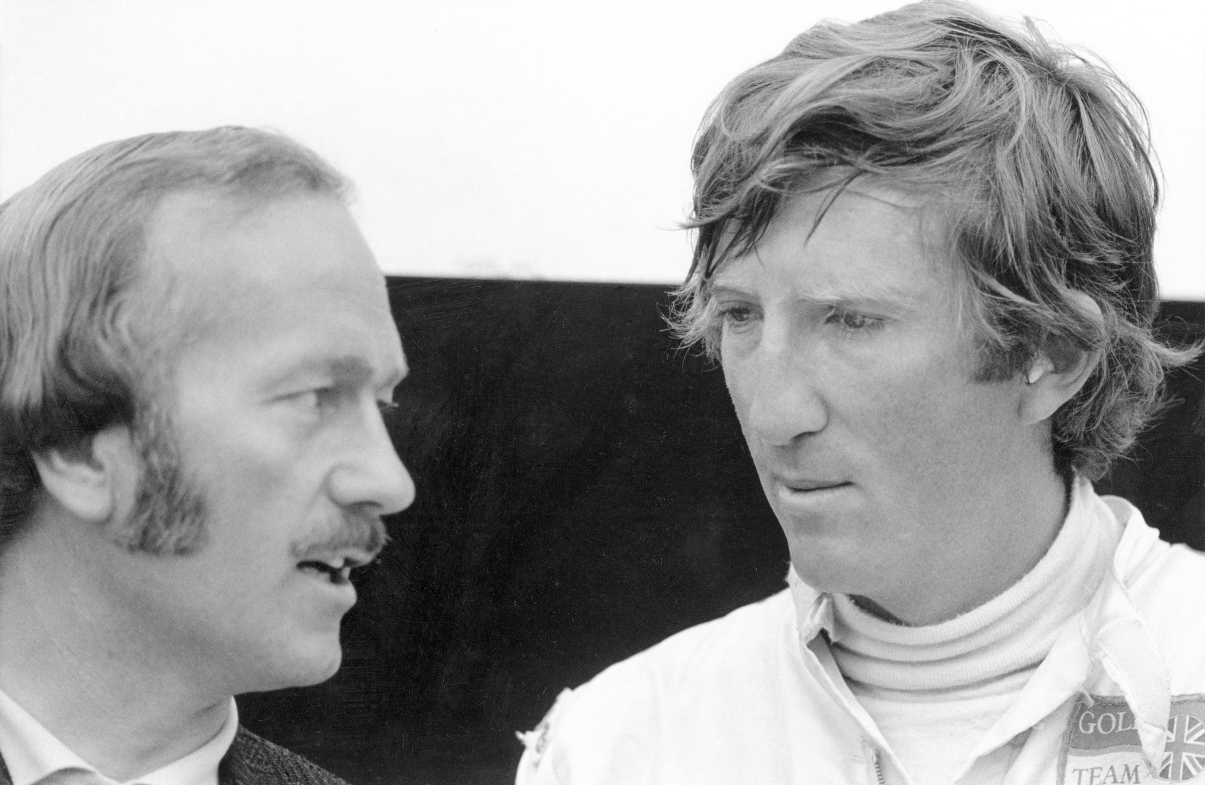 Colin Chapman Jochen Rindt