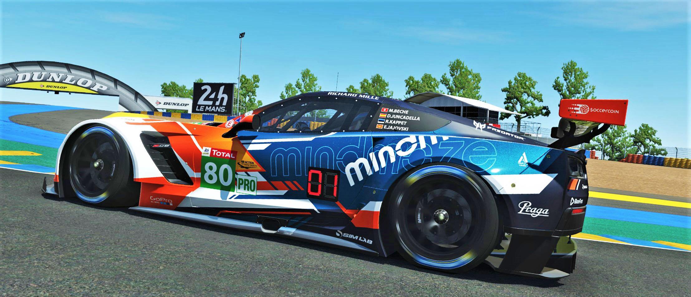 R8G Le Mans