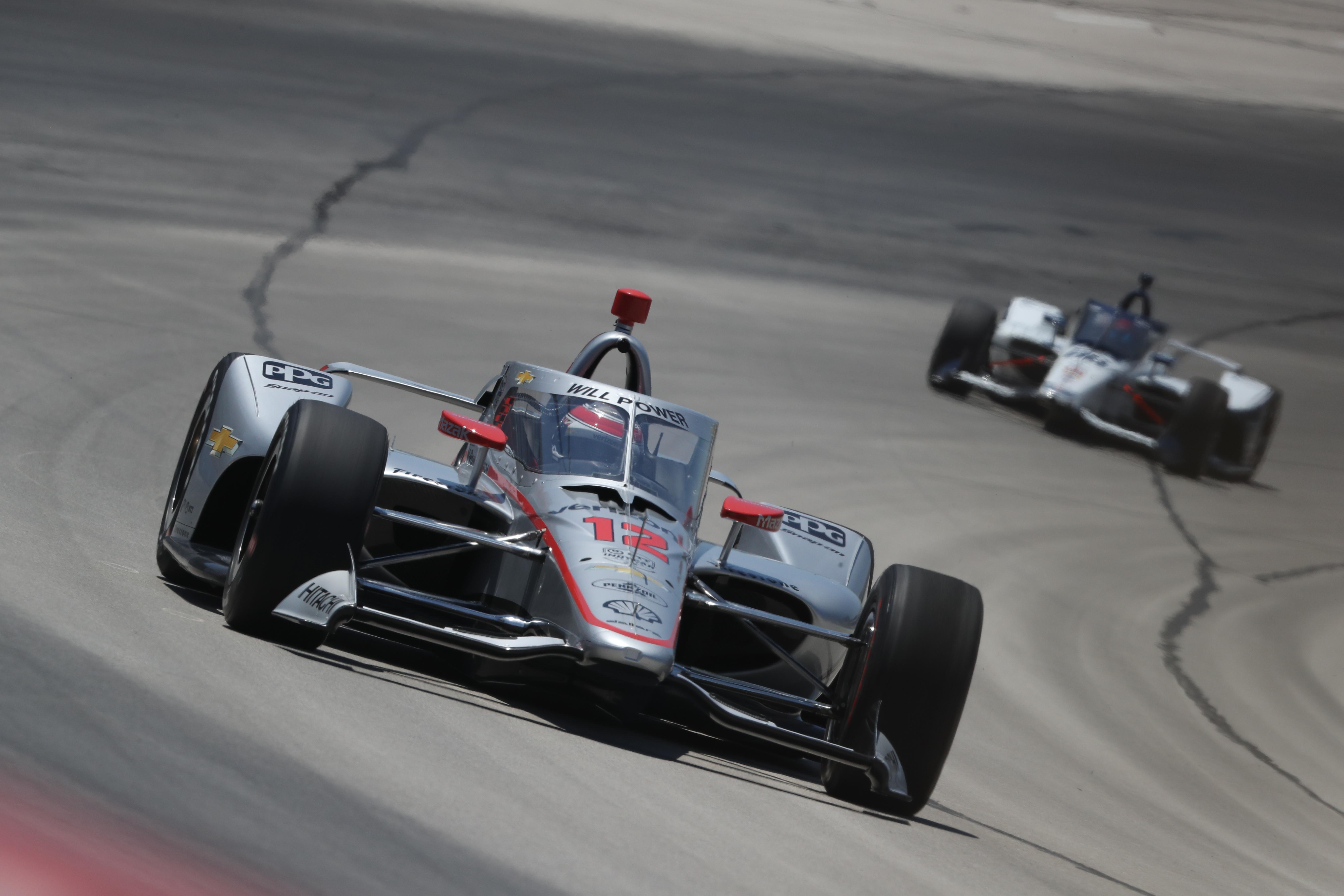 Will Power Penske Texas IndyCar 2020