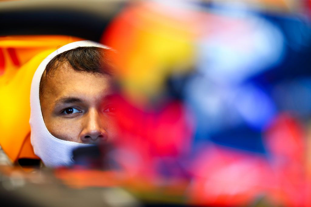 Albon could be 'surprise of the season' - Horner - The Race