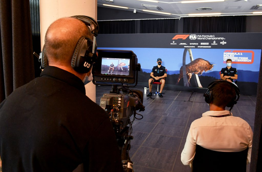 What's different about F1's TV coverage in 2020 - The Race